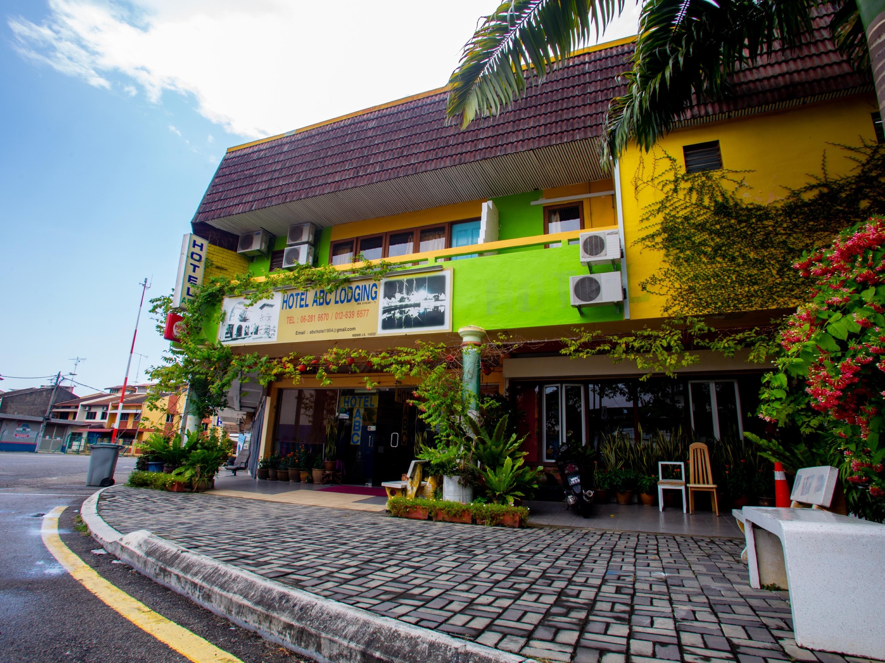 OYO 483 Hotel Abc Lodging, Kota Melaka