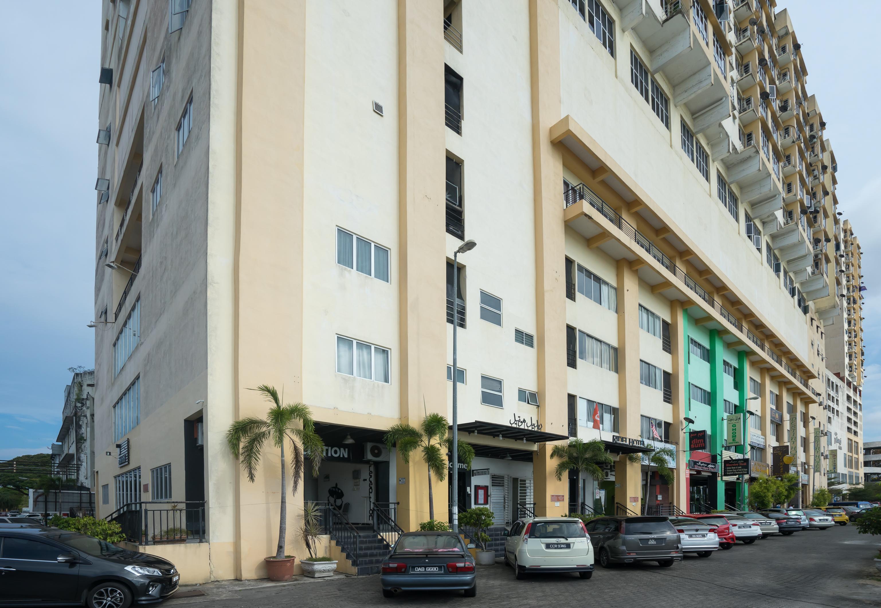 OYO 752 Ridel Hotel Kota Bharu, Kota Bharu