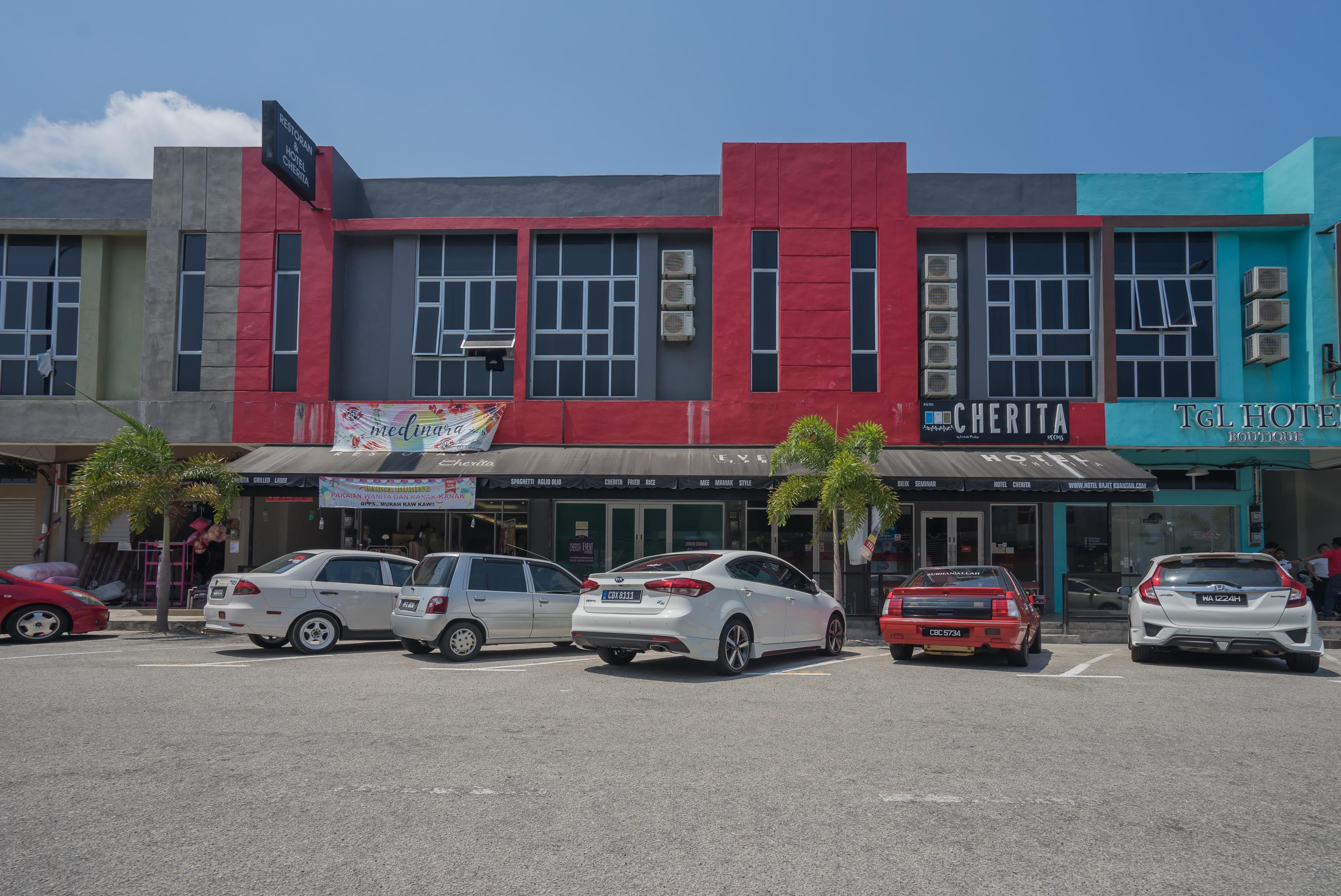 OYO 889 Hotel Cherita Rooms, Kuantan