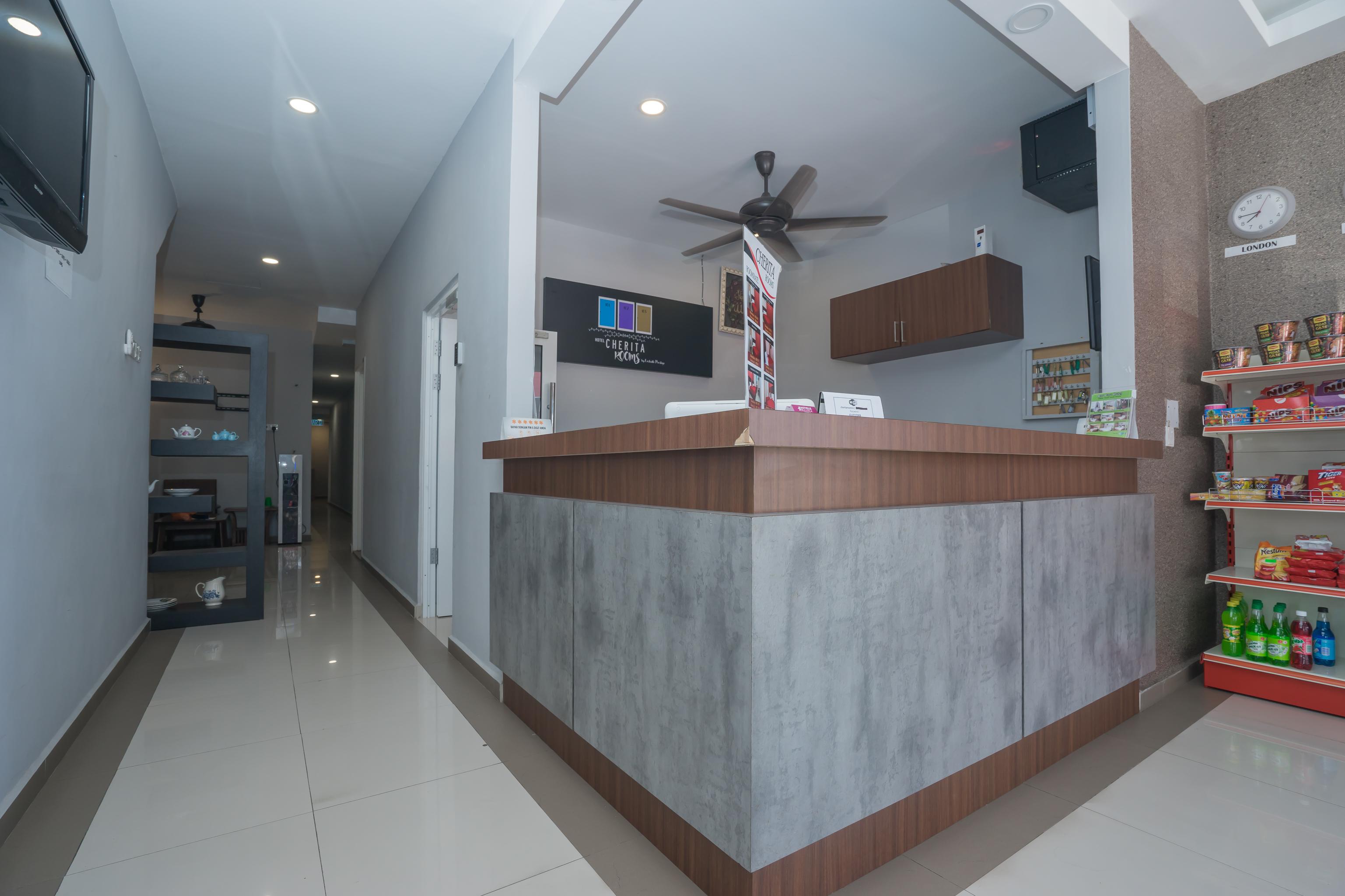 Cherita Rooms, Kuantan