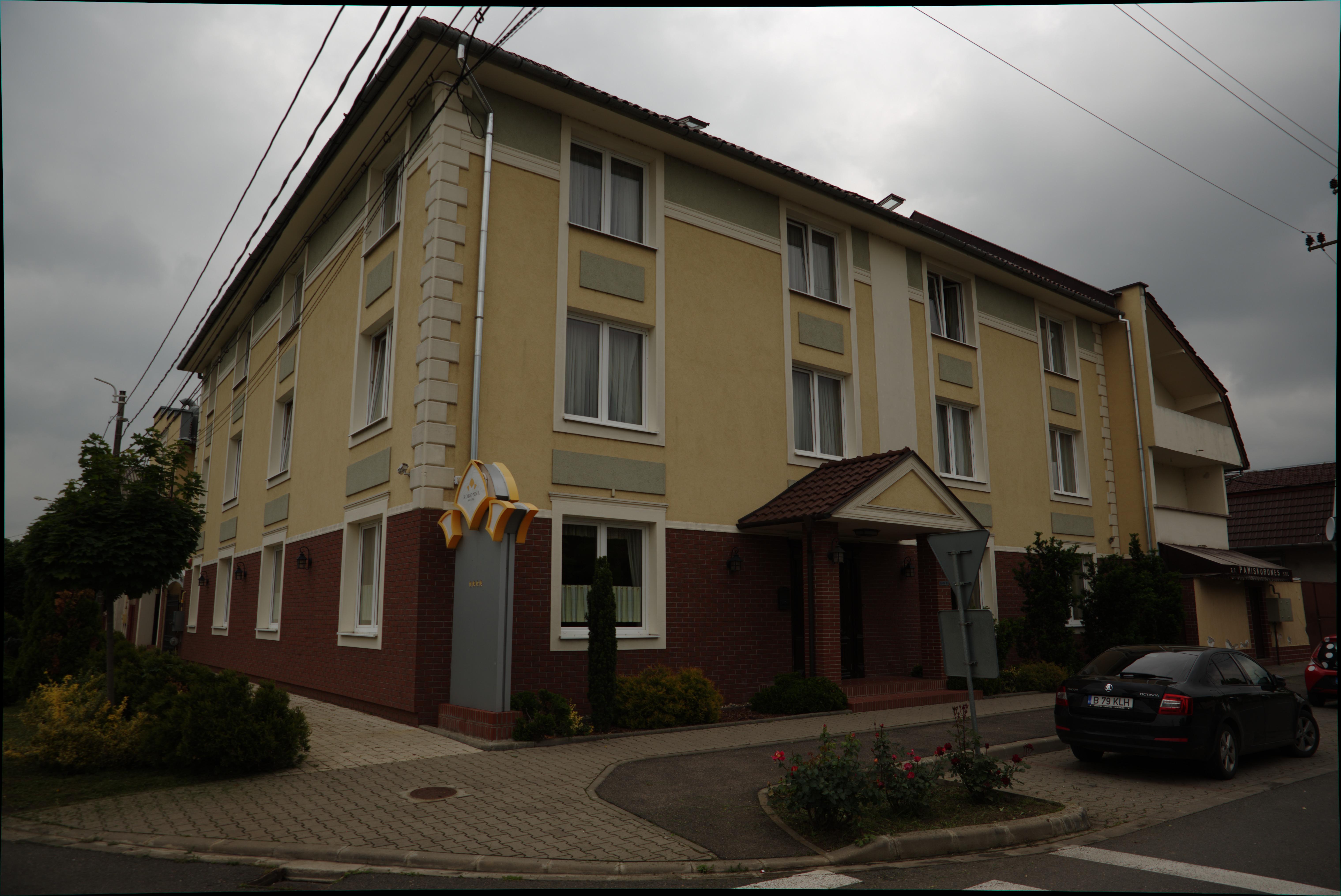Hotel Koronna, Timisoara