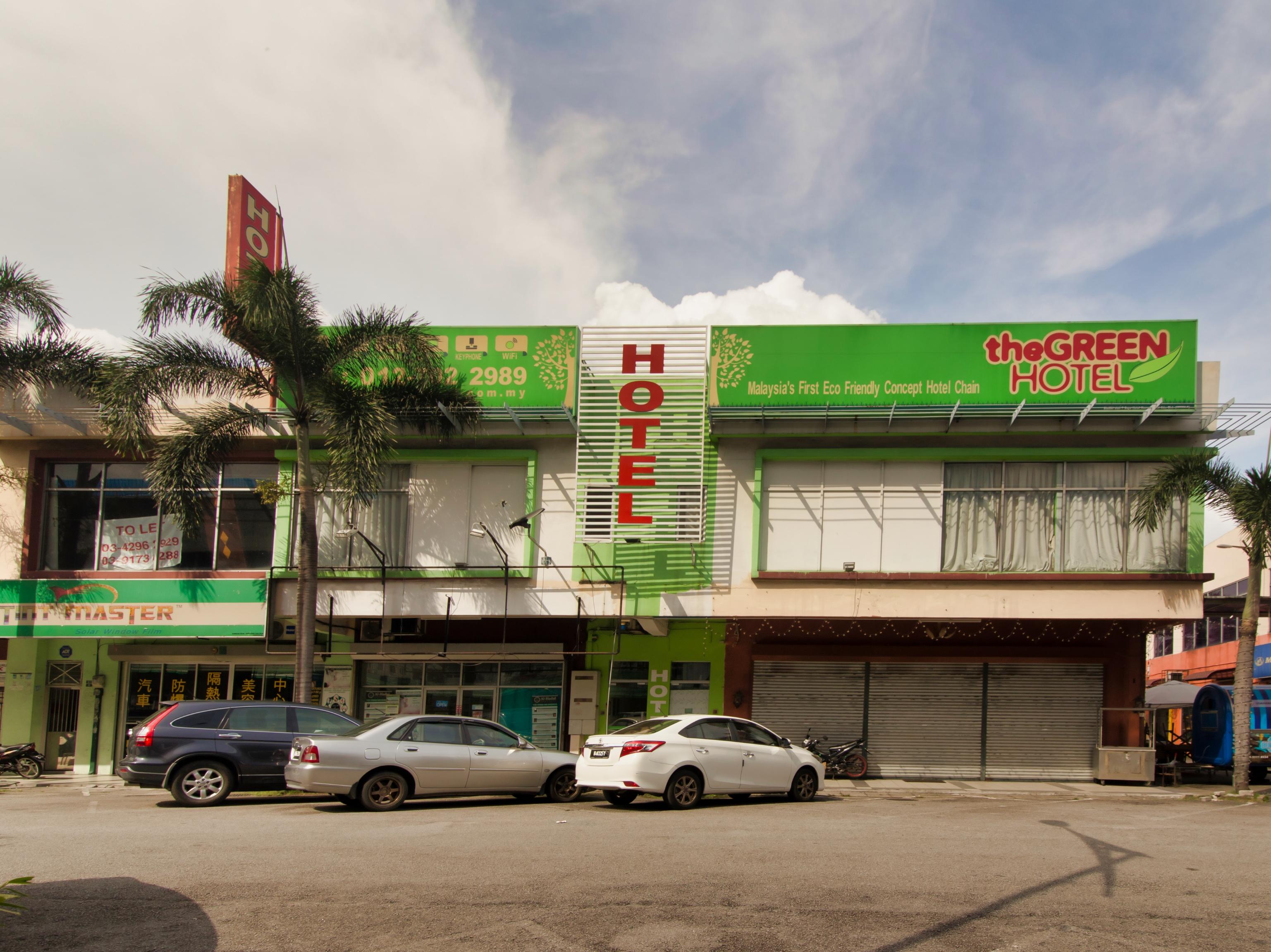 OYO 479 The Green Hotel, Hulu Langat