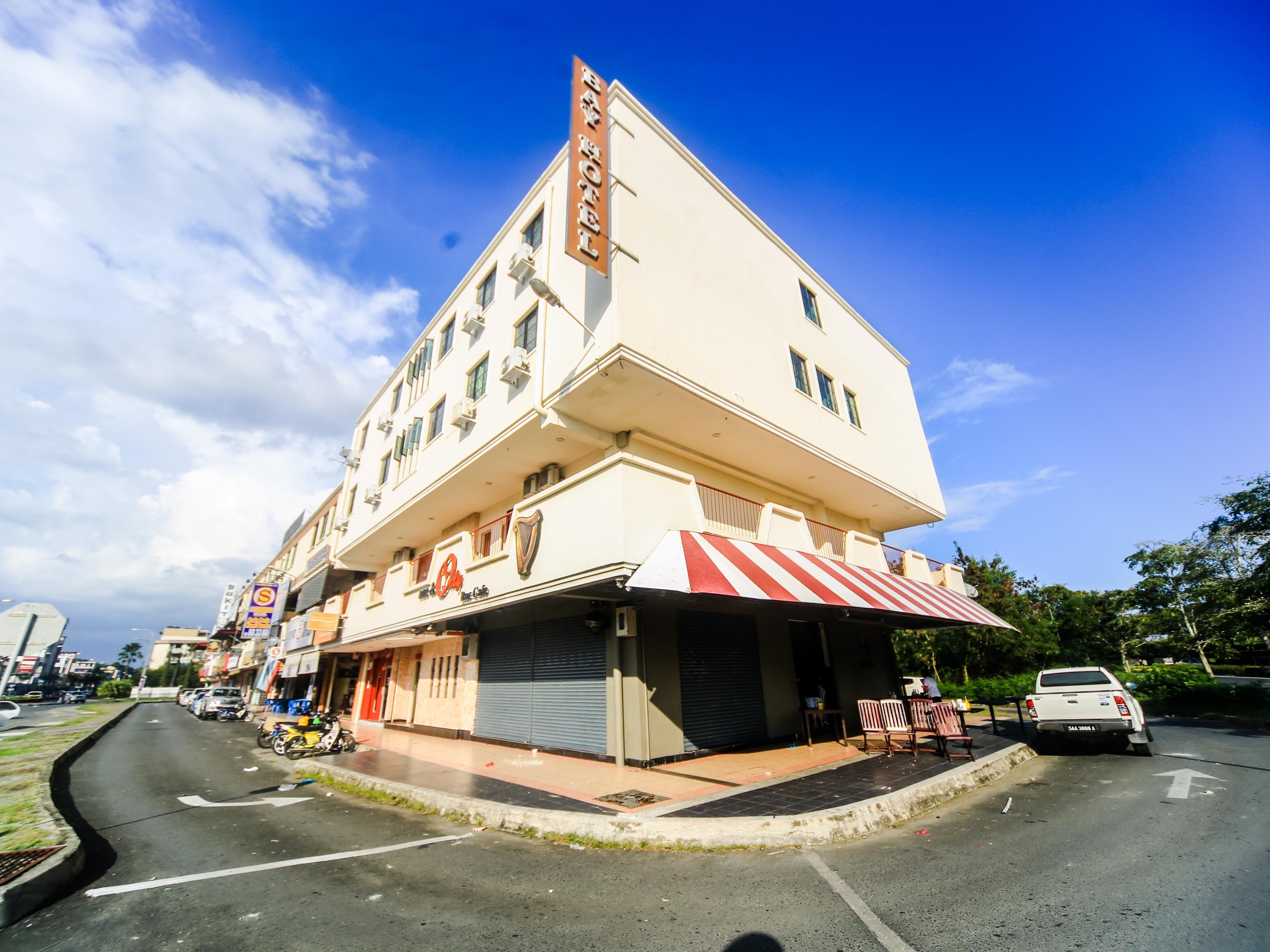 OYO 972 Bay Hotel, Lahad Datu