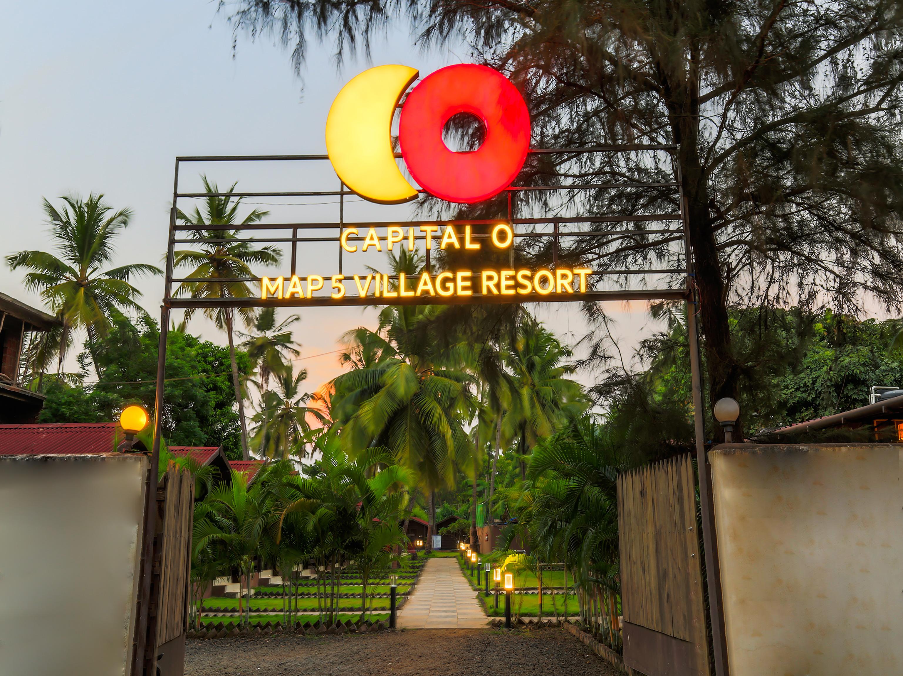 Capital O 8058 Map5 Village Resort
