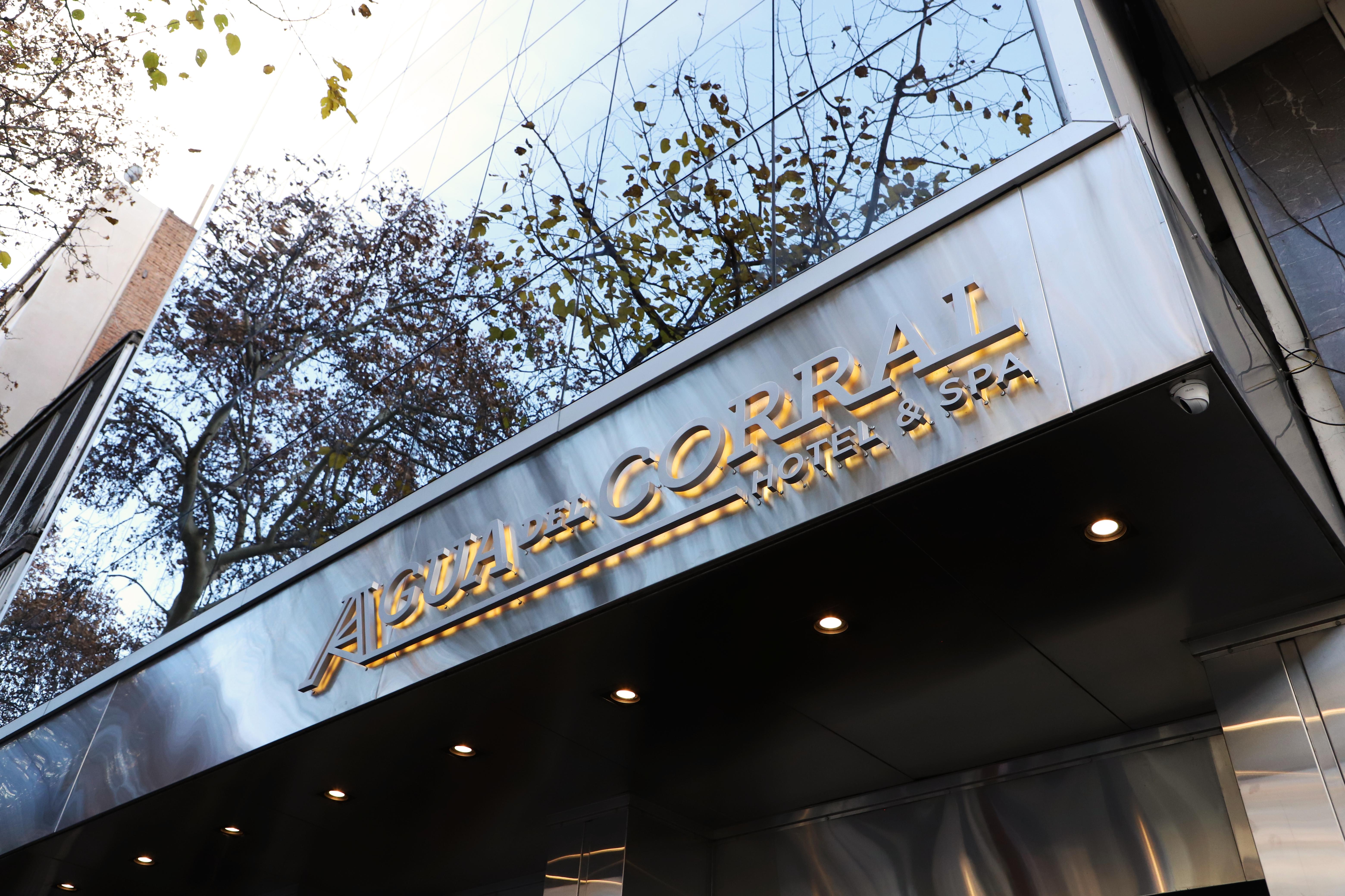 Agua del Corral Hotel & Spa, Capital