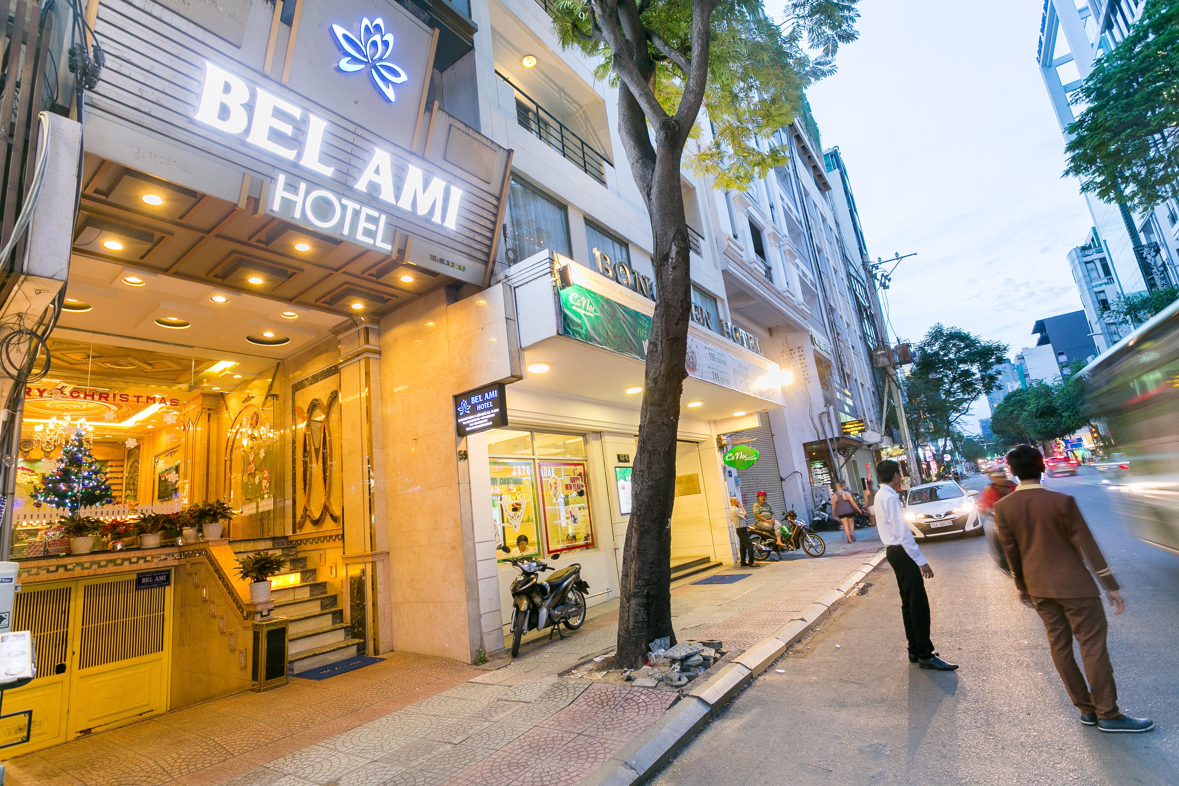 Bel Ami Hotel, Quận 1