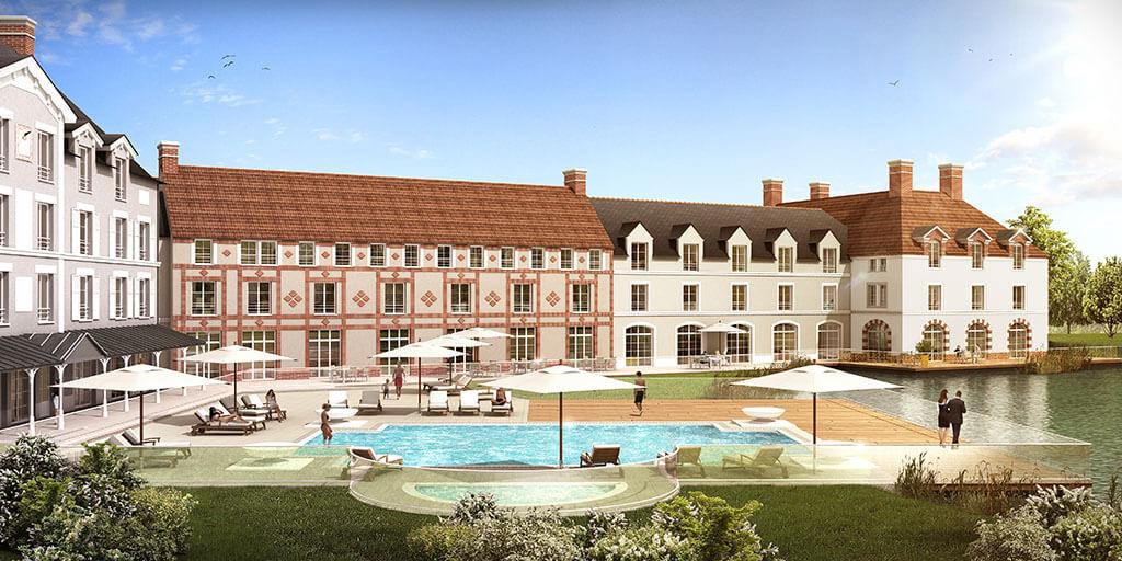 Staycity Paris Marne La Vallee, Seine-et-Marne