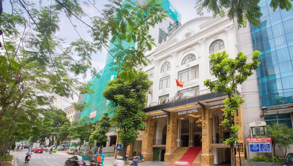 Oasis Hanoi Hotel, Ba Đình