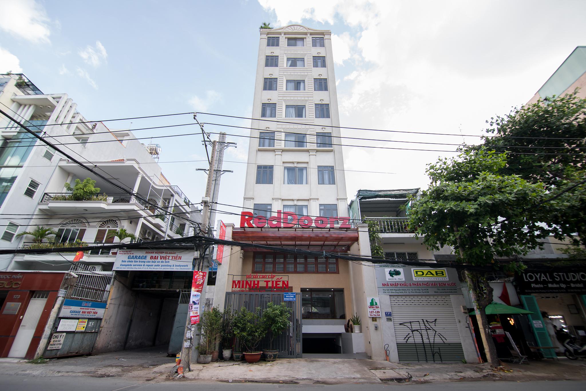 Reddoor Plus near Gia Dinh Park, Phú Nhuận