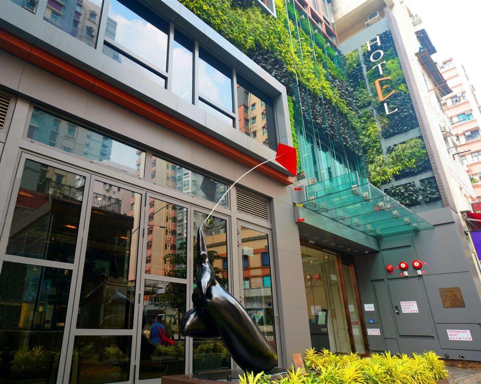 E HOTEL, Sham Shui Po