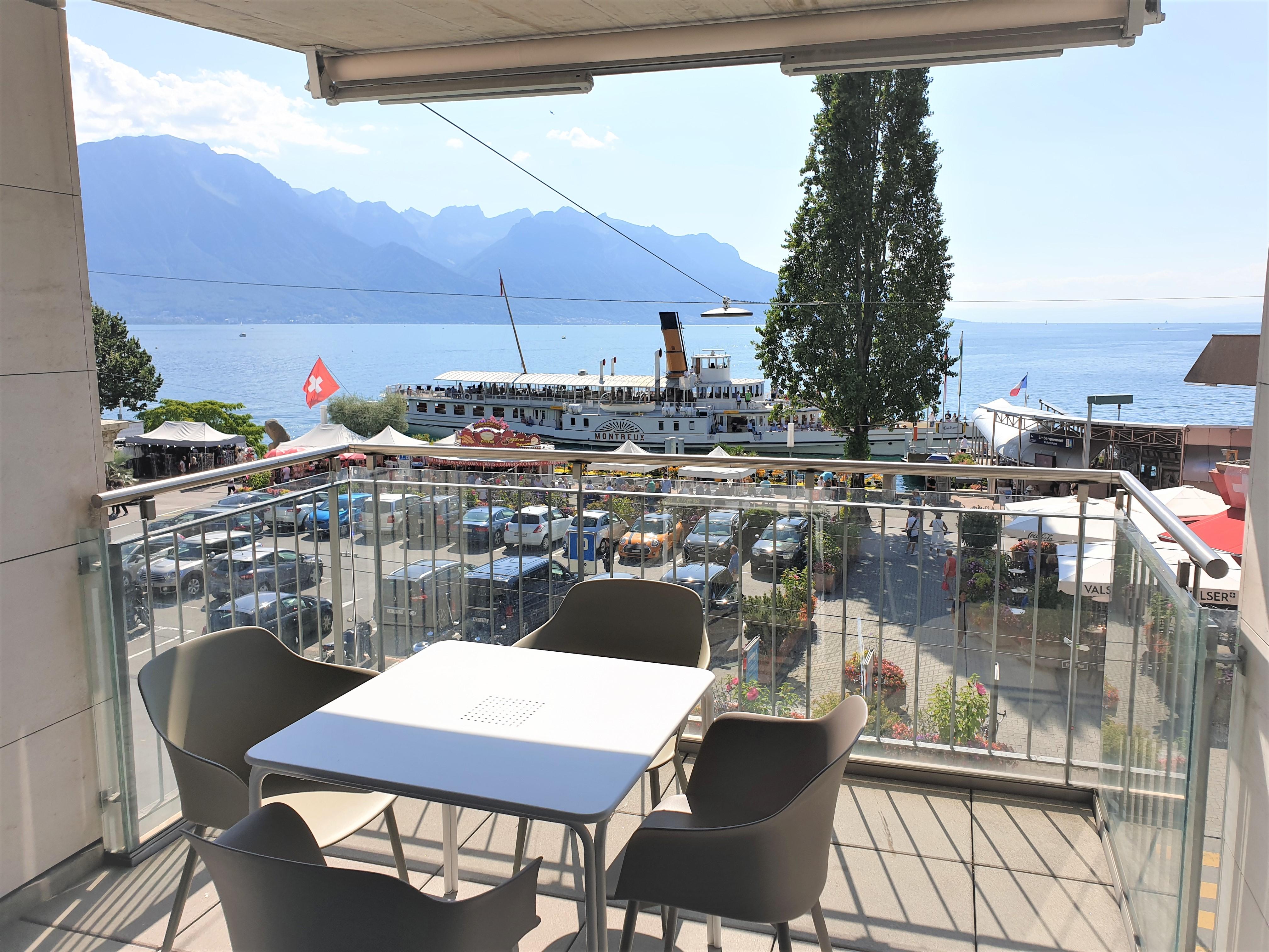 247 Concierge Montreux LUX - 3 Bedroom Apt. No. 2, Pays-d'Enhaut