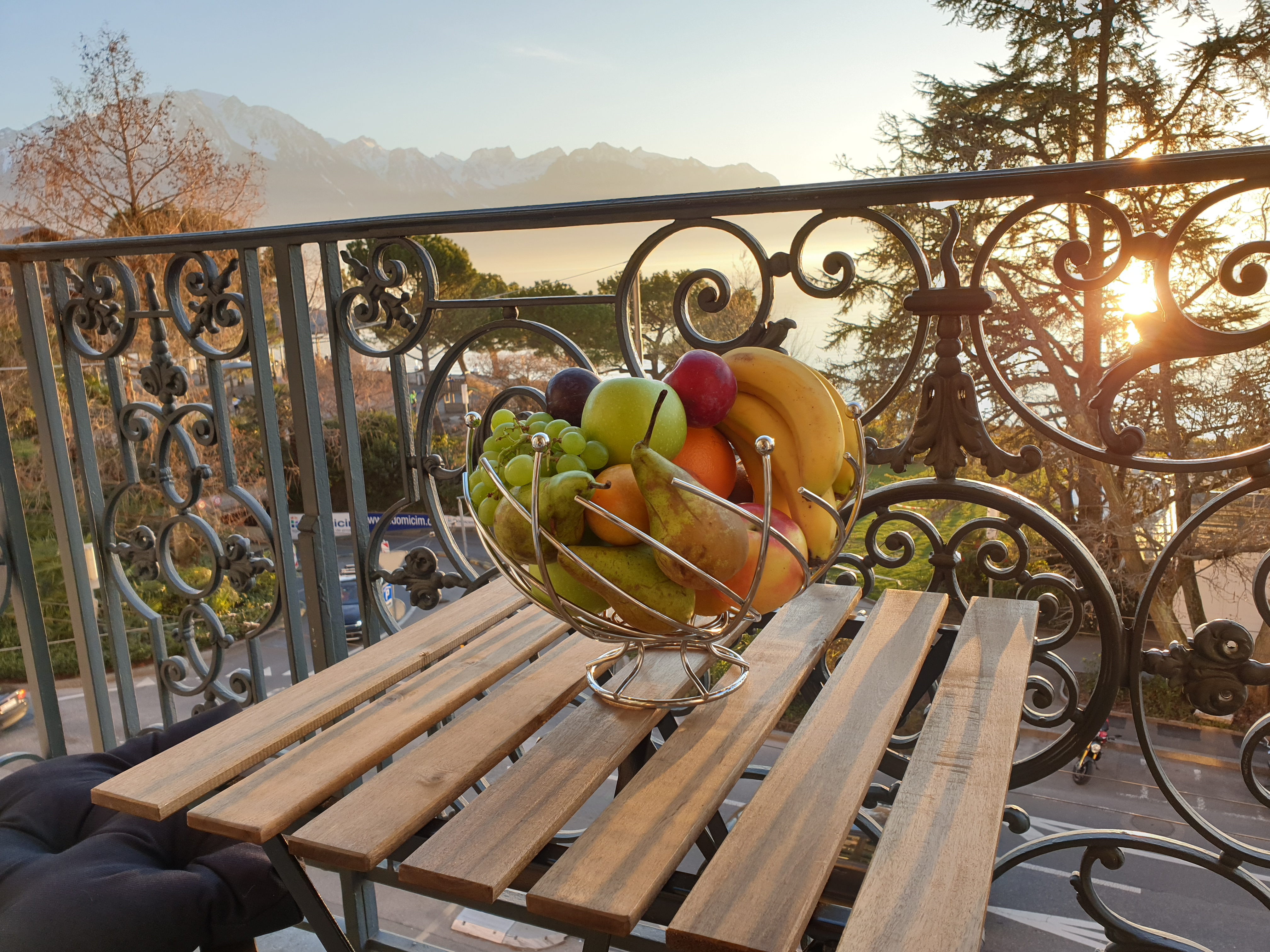 247 Concierge Montreux Grand Rue - 2 Bed Apt. No.2, Pays-d'Enhaut