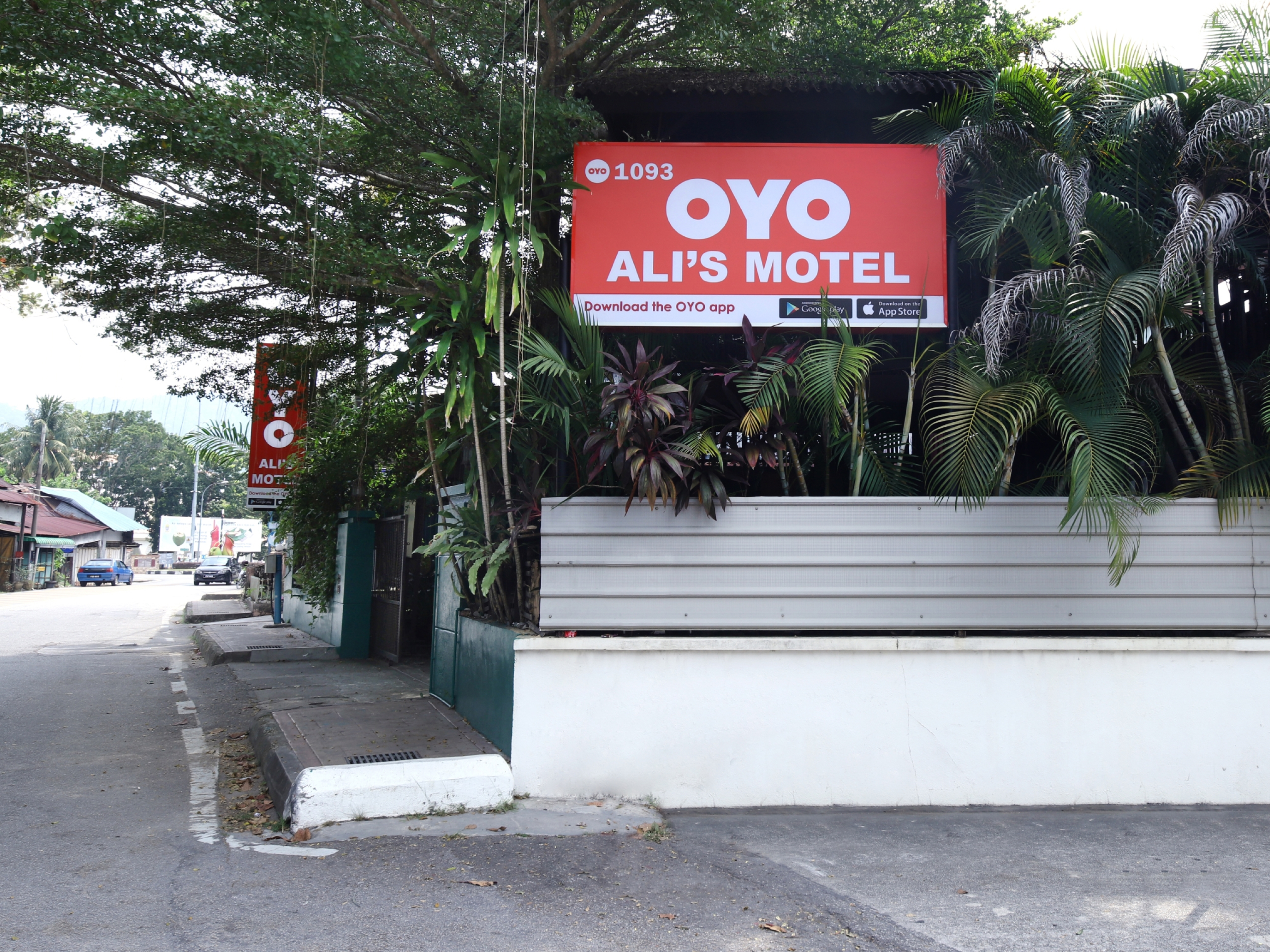 OYO 1093 Ali's Motel, Barat Daya