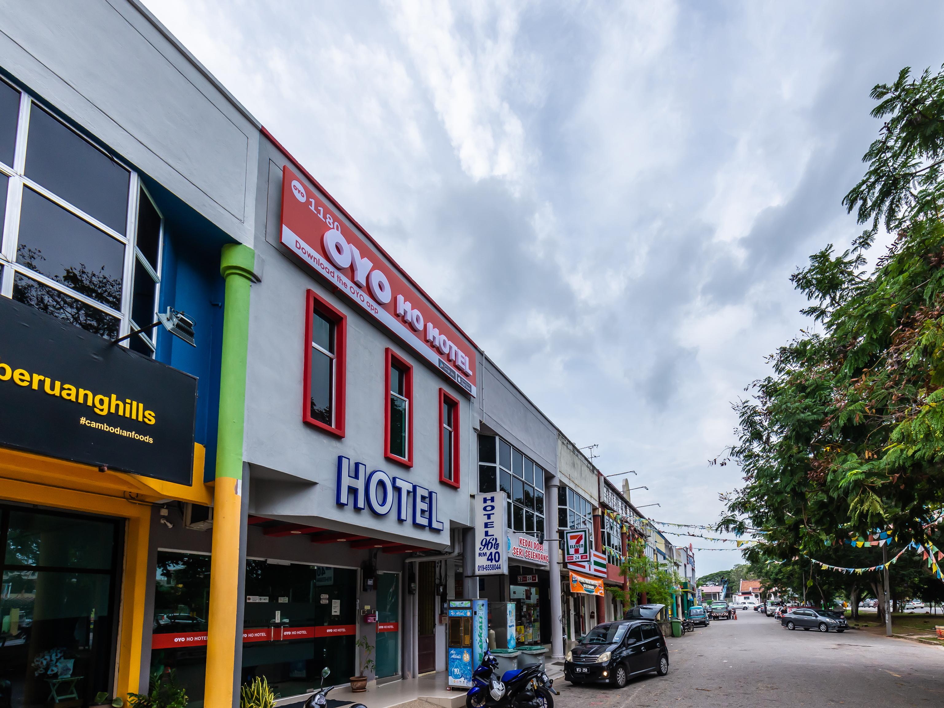 OYO 1184 Ho Hotel, Kota Melaka