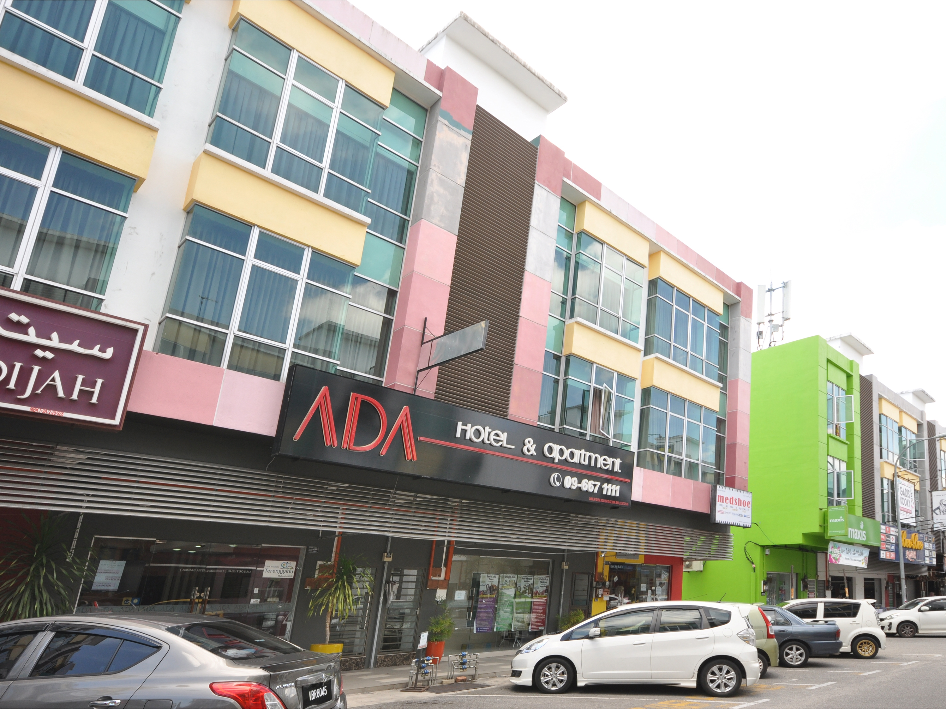 OYO 886 Ada Hotel & Apartment, Kuala Terengganu