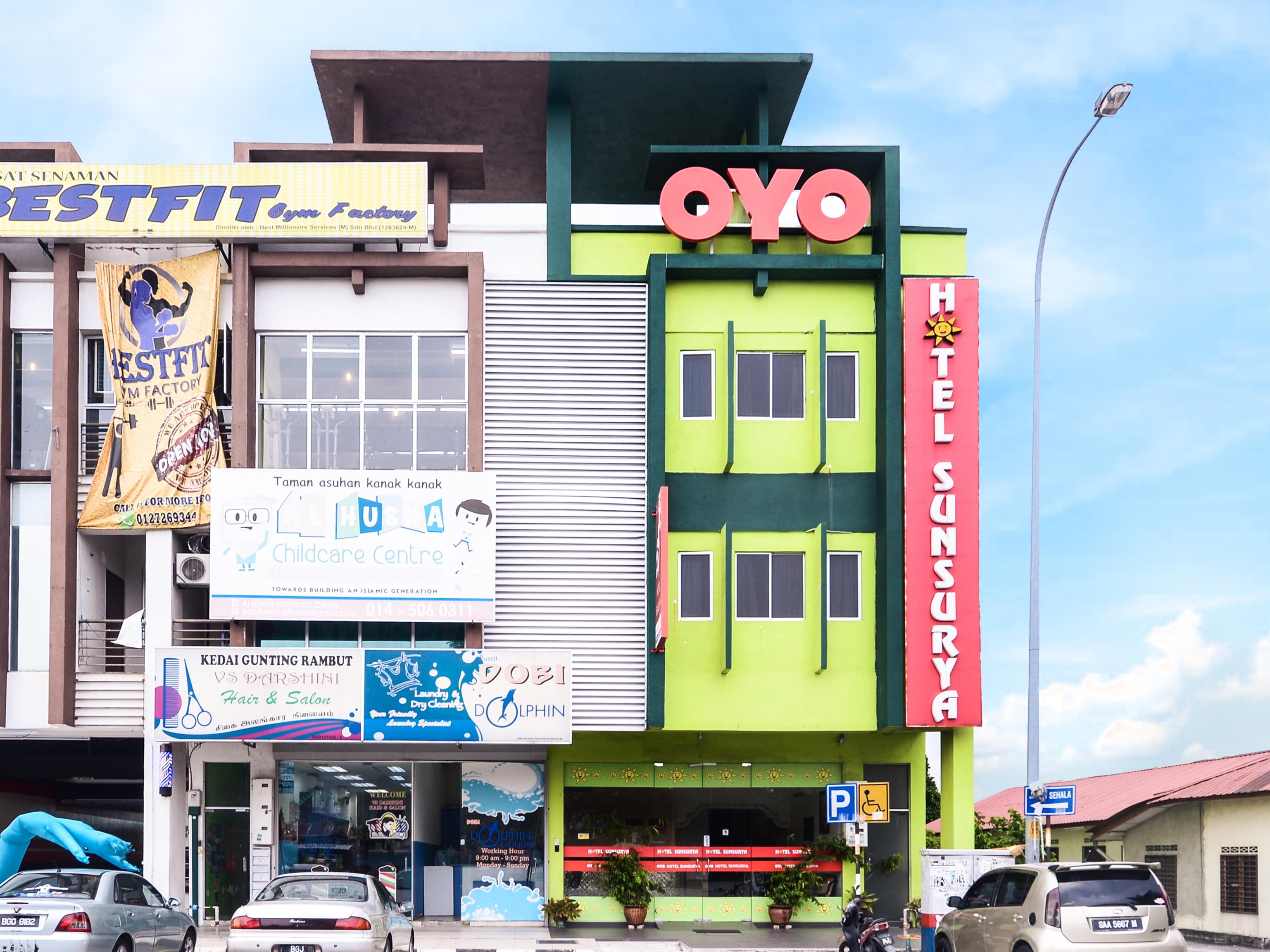 OYO 1019 Hotel Sunsurya, Klang