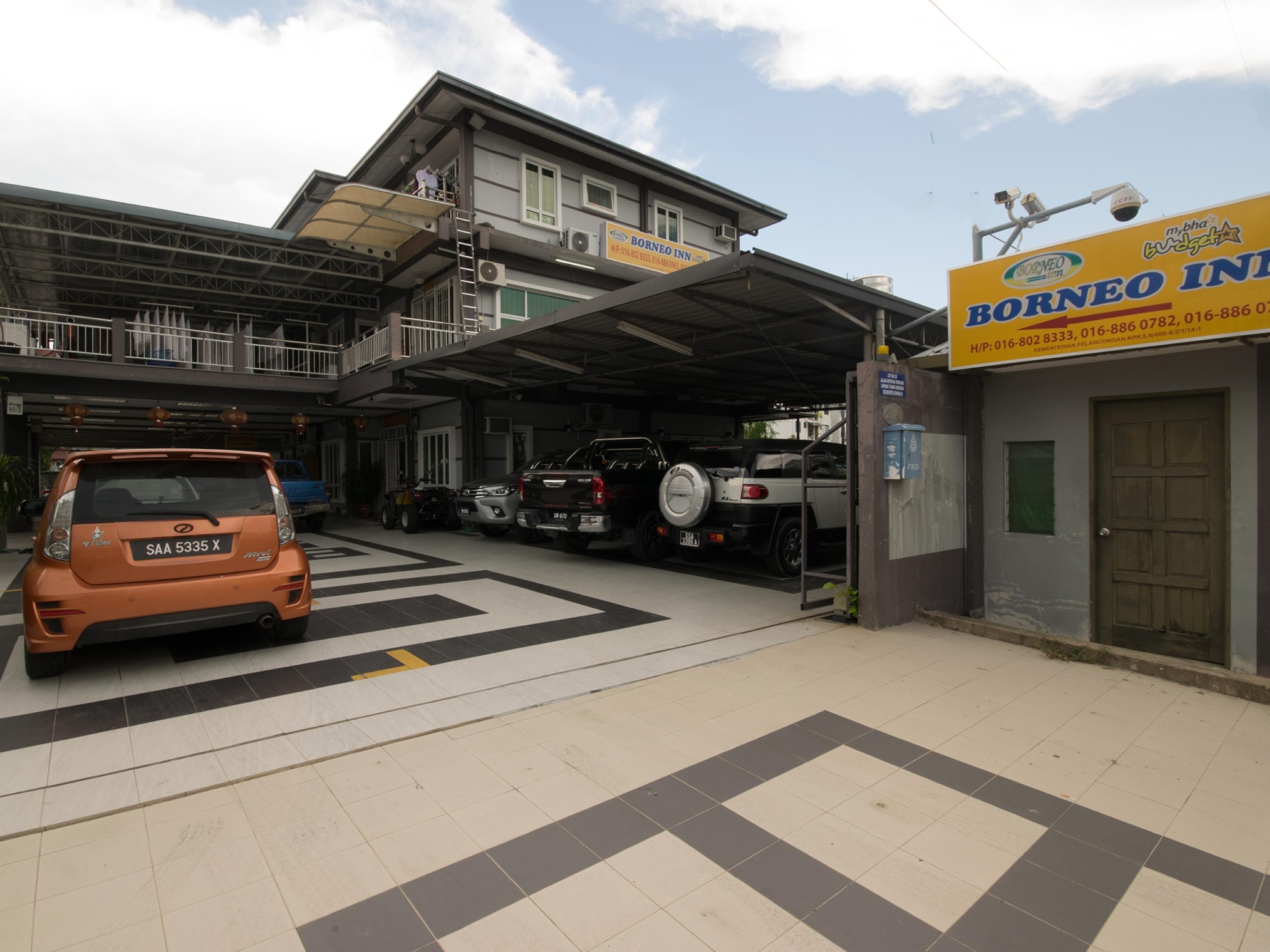 OYO 1103 Borneo Inn, Penampang