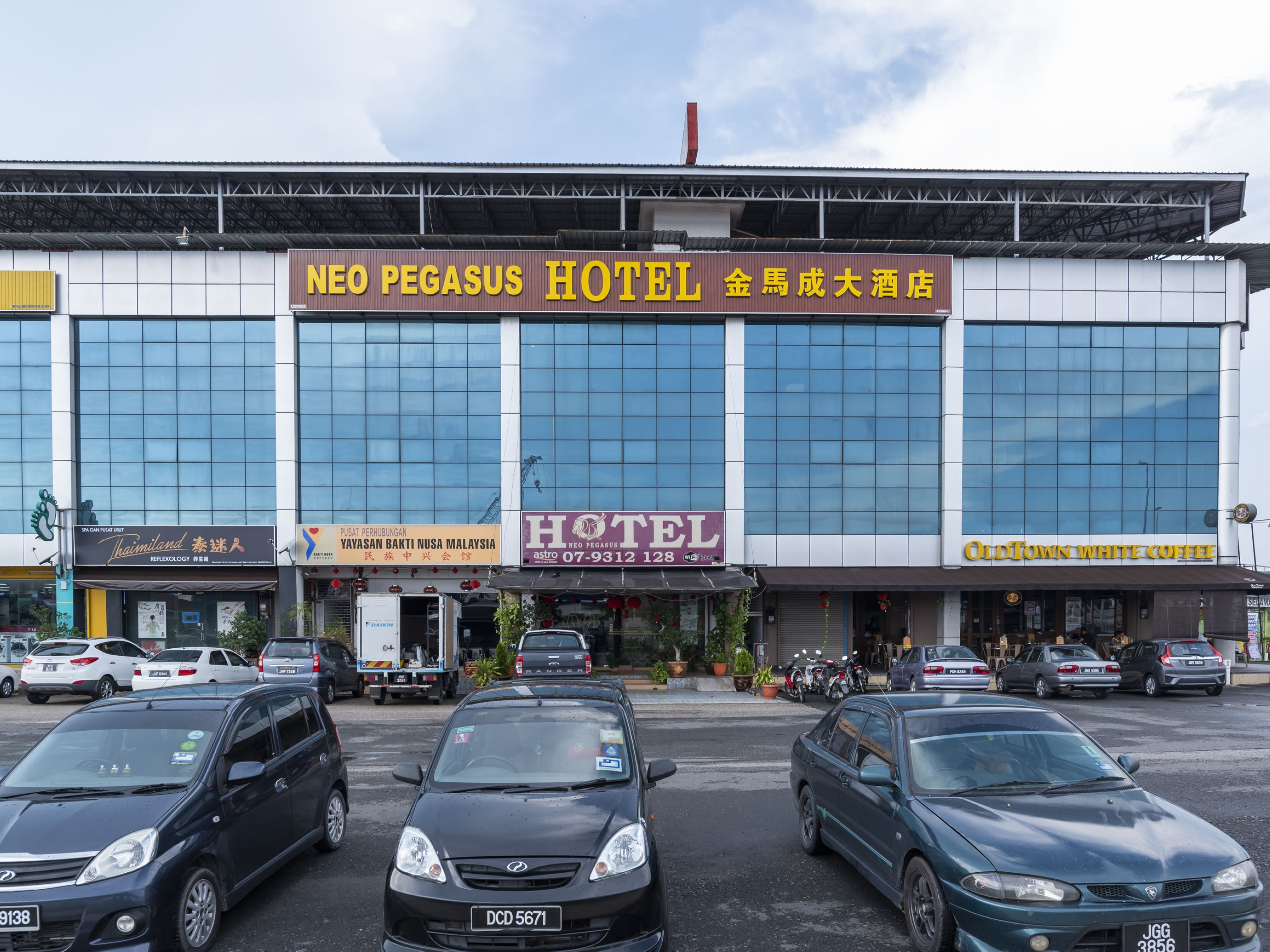 OYO 1114 Neo Pegasus Hotel, Segamat