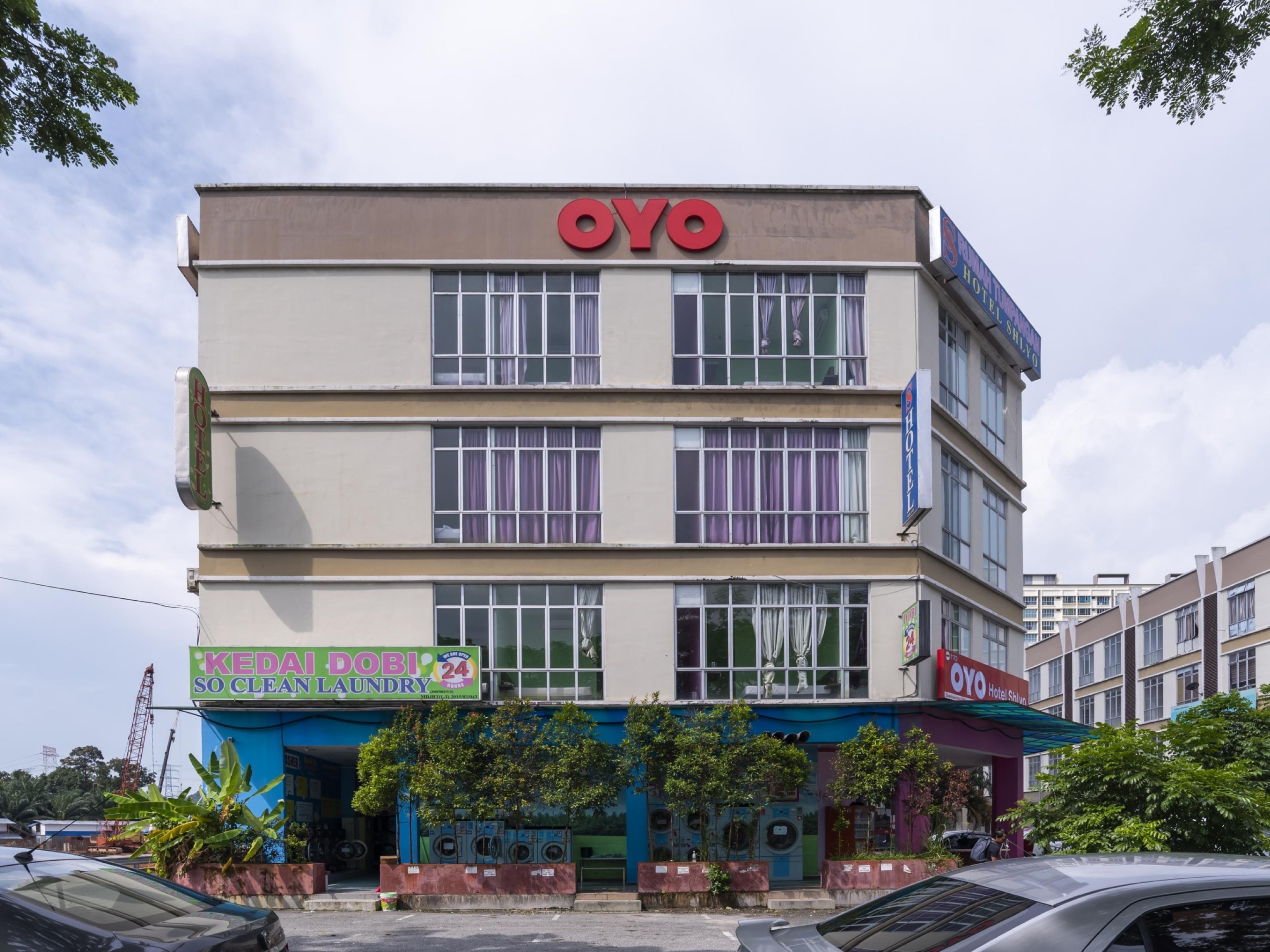 OYO 1172 Hotel Shlyo, Johor Bahru