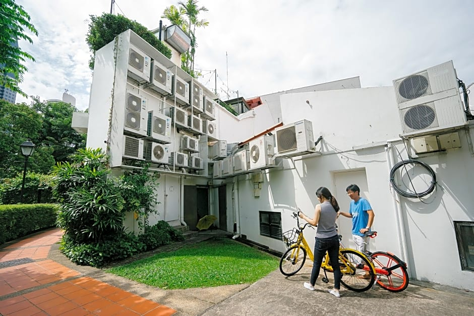 TRIBE THEORY BUSINESS HOSTEL FOR STARTUPS AND ENTR, Downtown Core