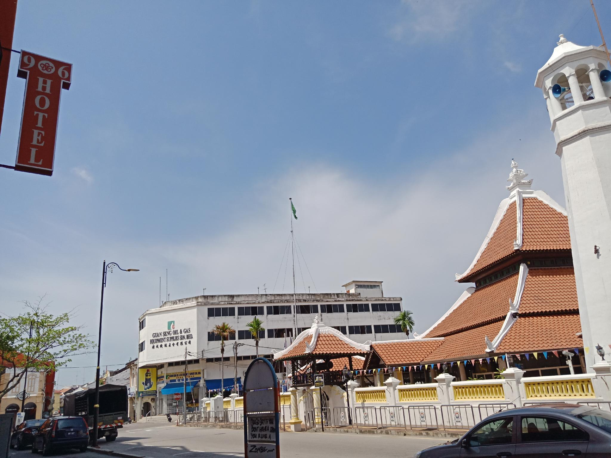906 Riverside Hotel, Kota Melaka