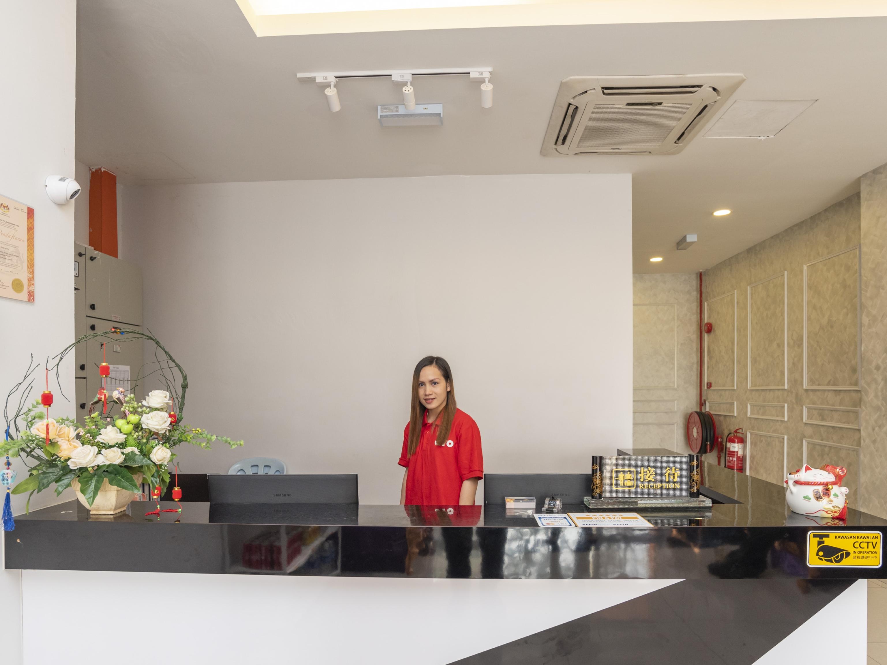 OYO 89423 Zenz Hotel, Johor Bahru