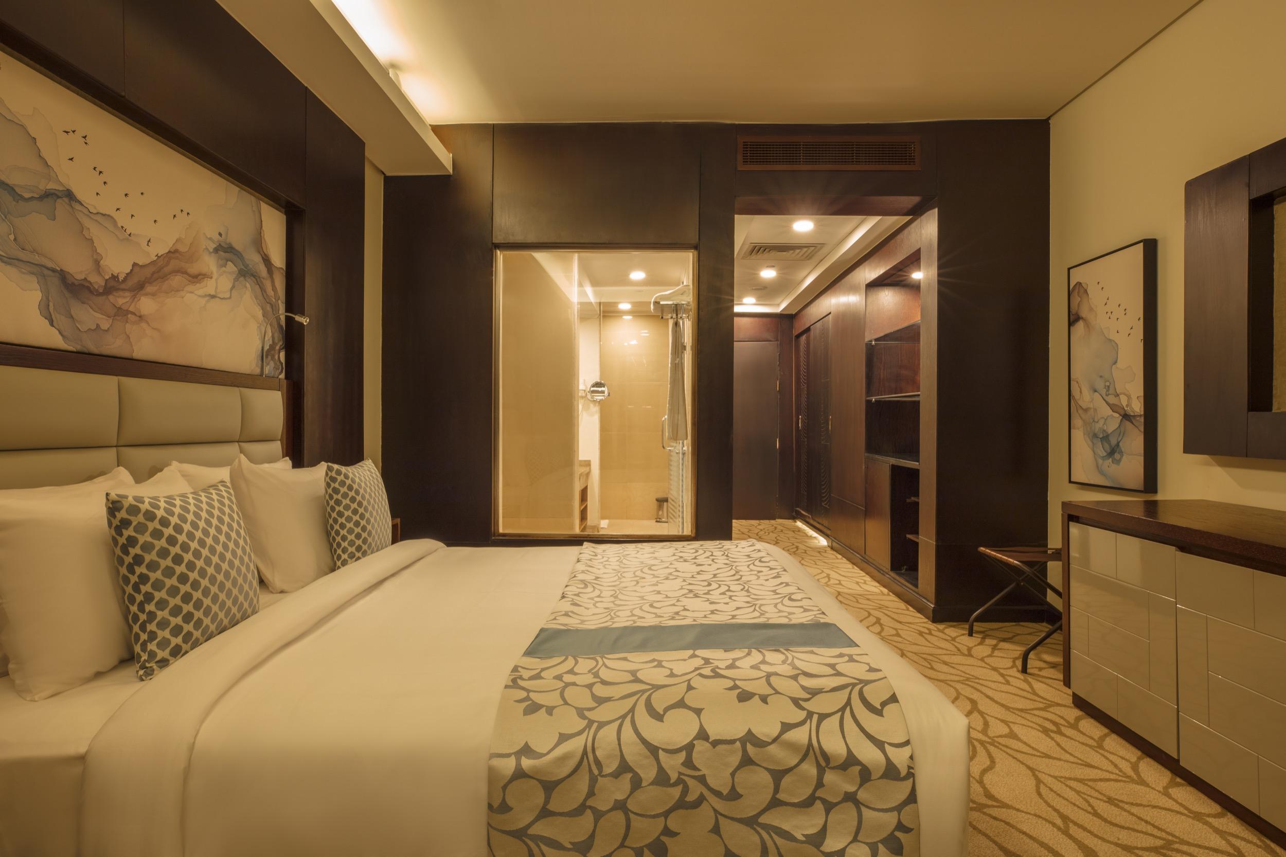 Triumph Luxury Hotel, New Cairo 1
