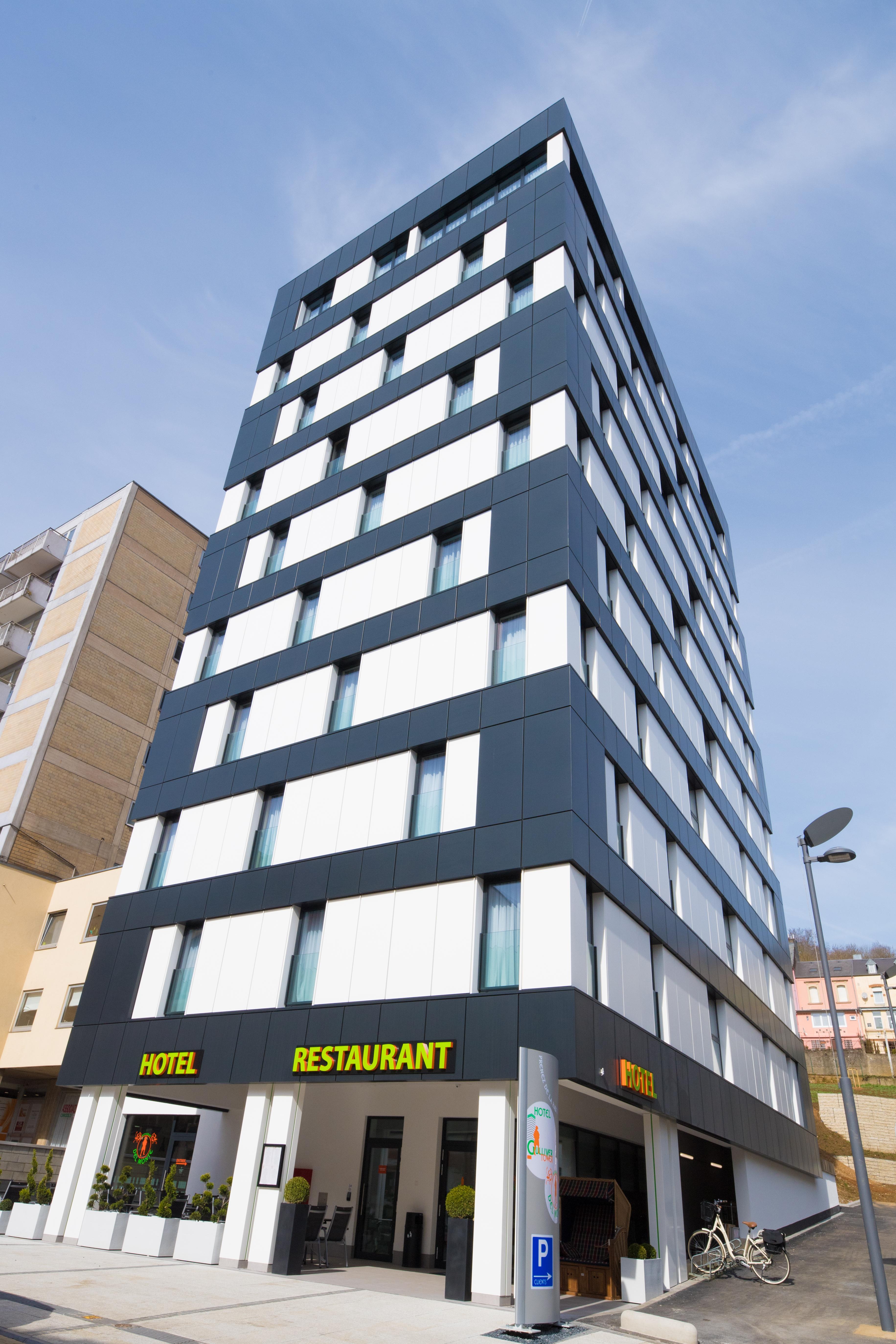 Gulliver Tower Hotel, Esch-sur-Alzette
