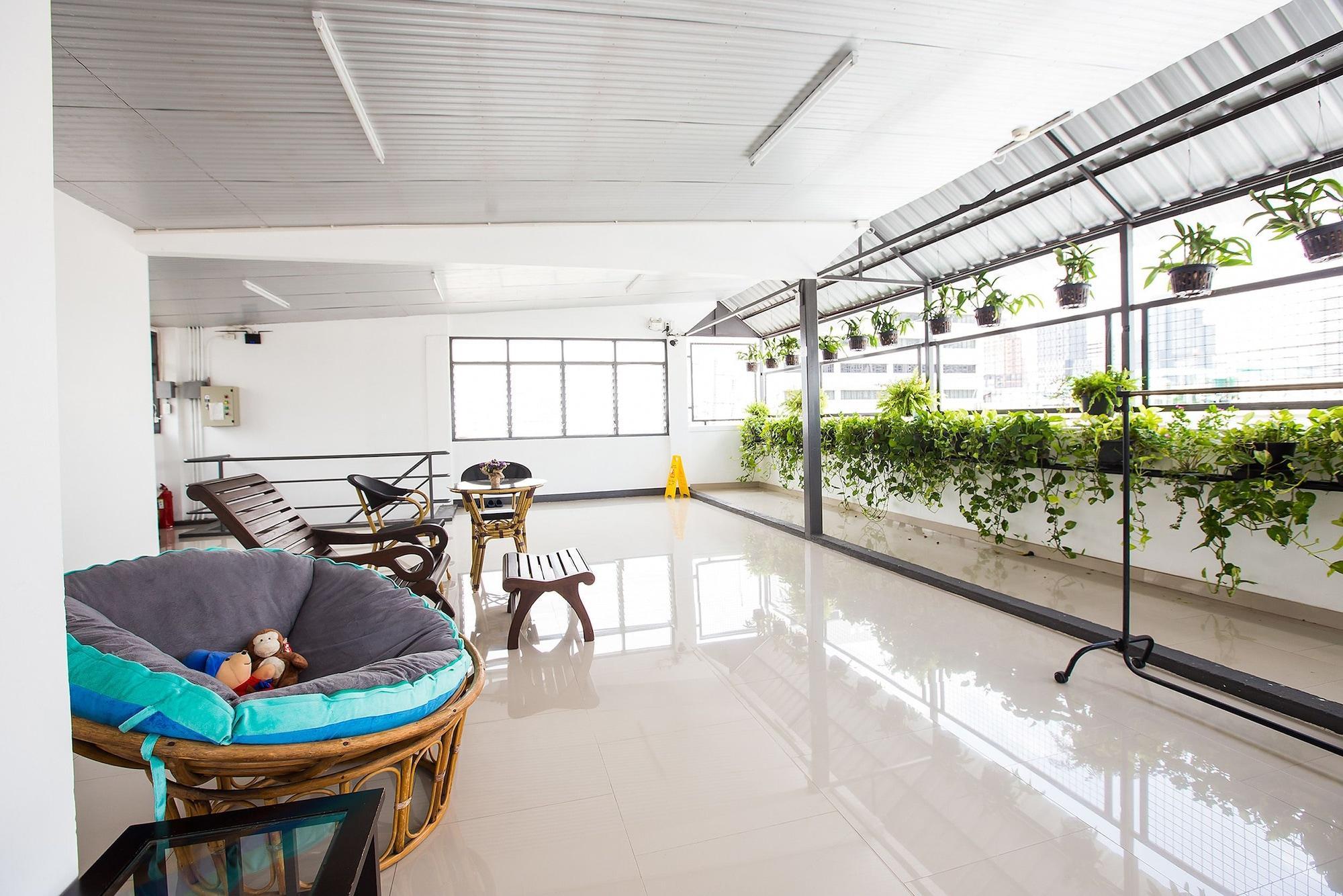 Hotel Cubic Bangkok Hostel