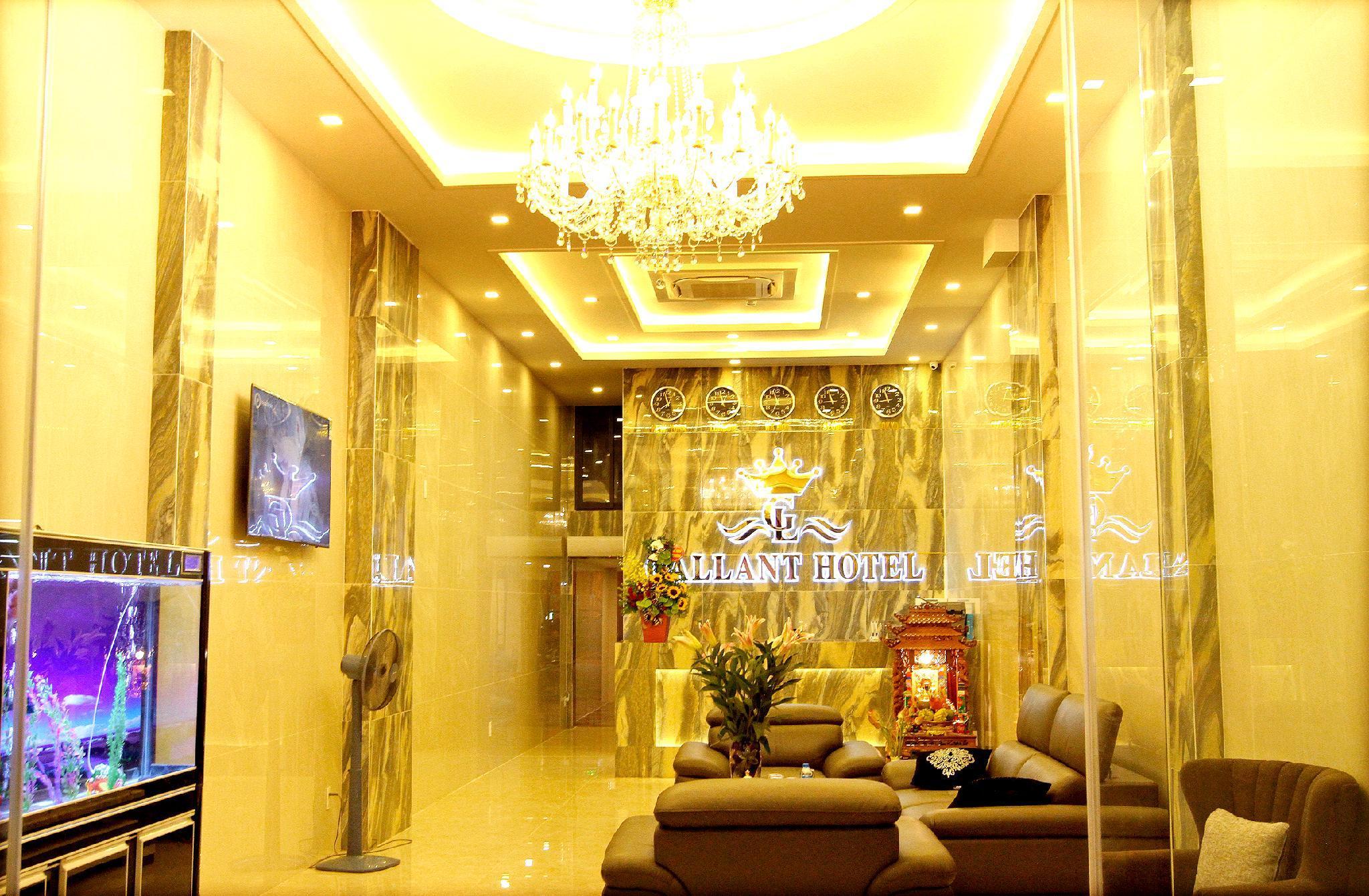 GALLANT HOTEL 154, Hải An