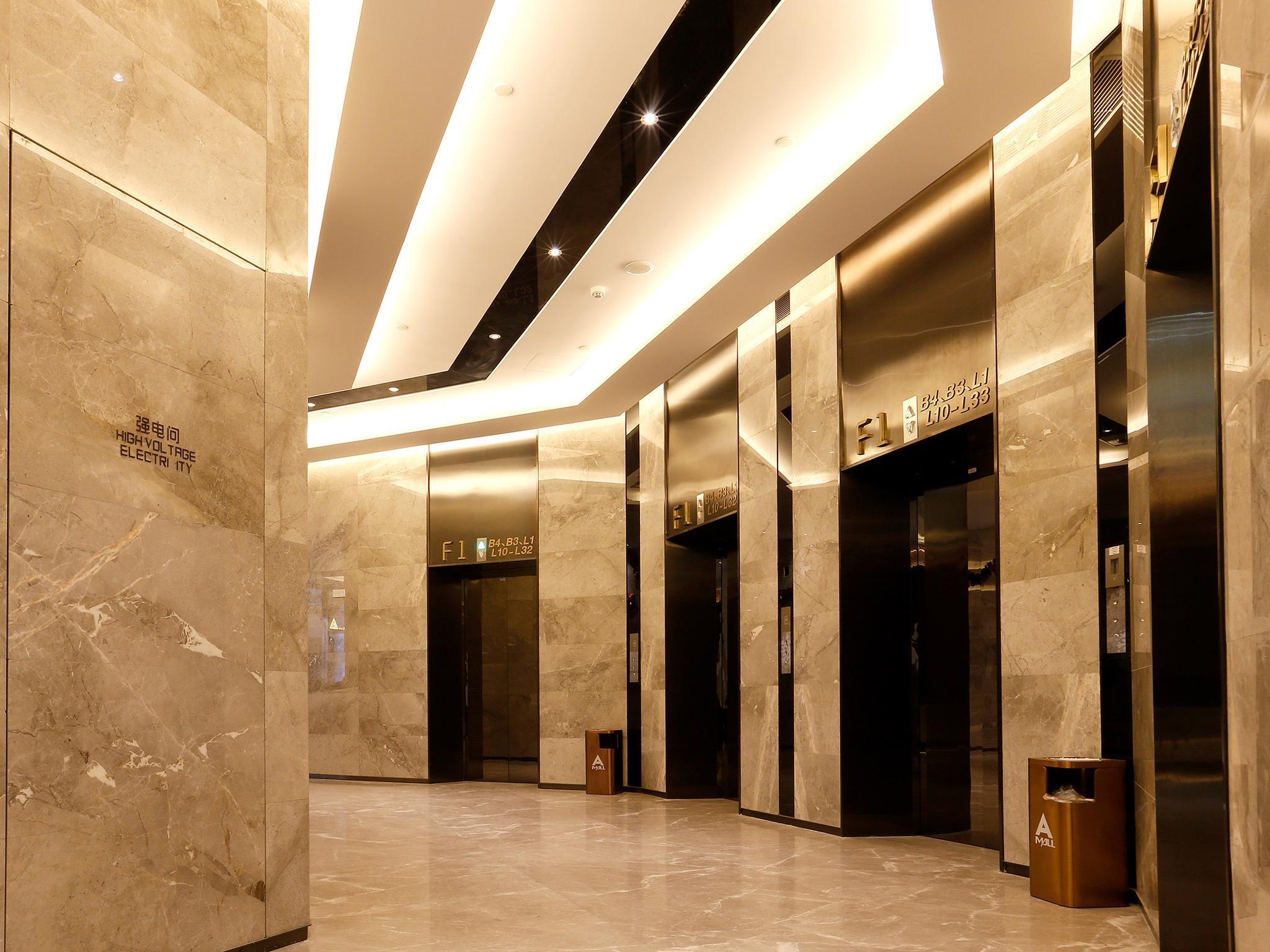 Pengman Beijing Rd. A-mall Apartment, Guangzhou