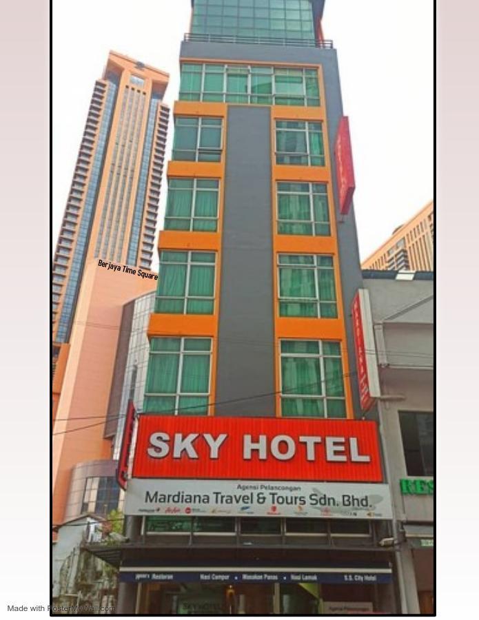 Sky Hotel @ Pudu, Kuala Lumpur