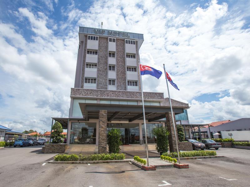 VIP Hotel, Segamat