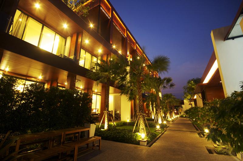 Tri - Shawa Resort, Wang Thonglang
