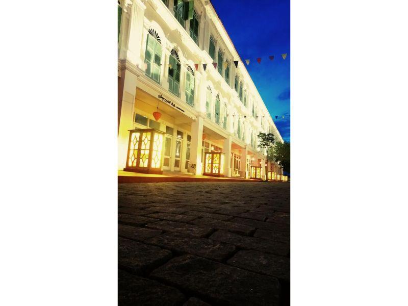Stay With Me Capsule Hotel, Kota Melaka