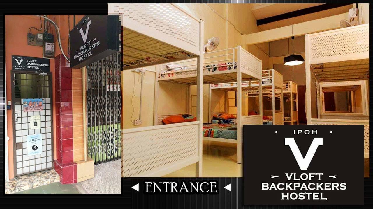 Vloft Backpackers Hostel, Kinta