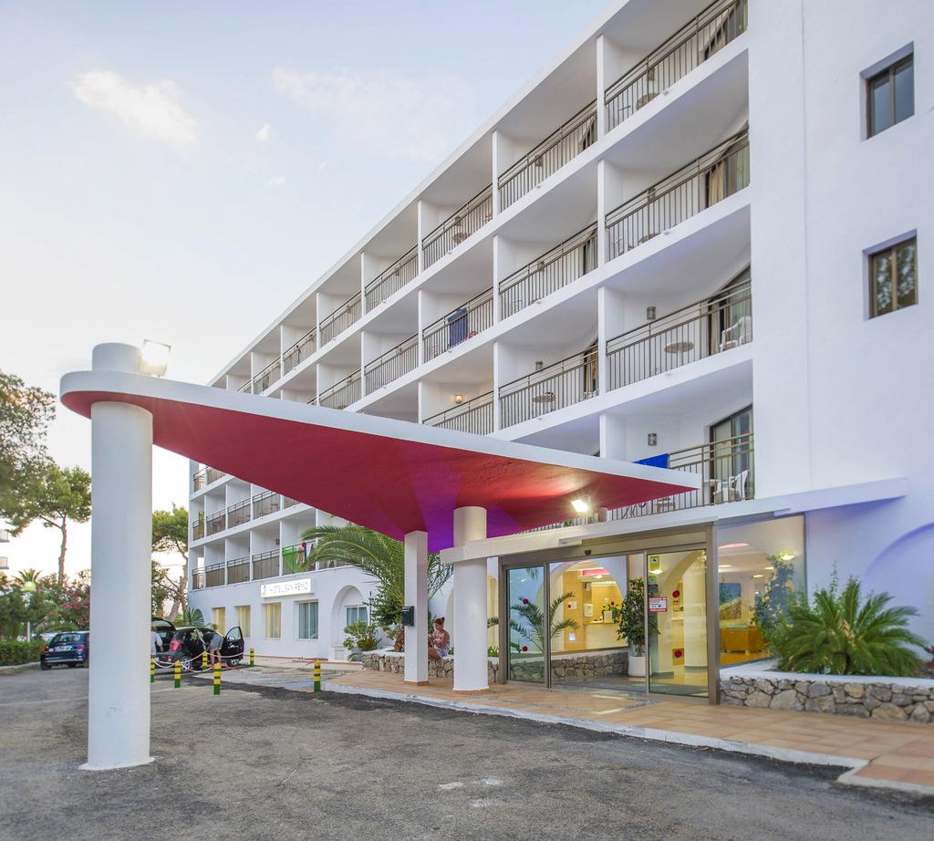Hotel Playasol San Remo In Sant Antoni De Portmany Ibiza Island Spain Sant Antoni De Portmany Ibiza Island Hotel Booking
