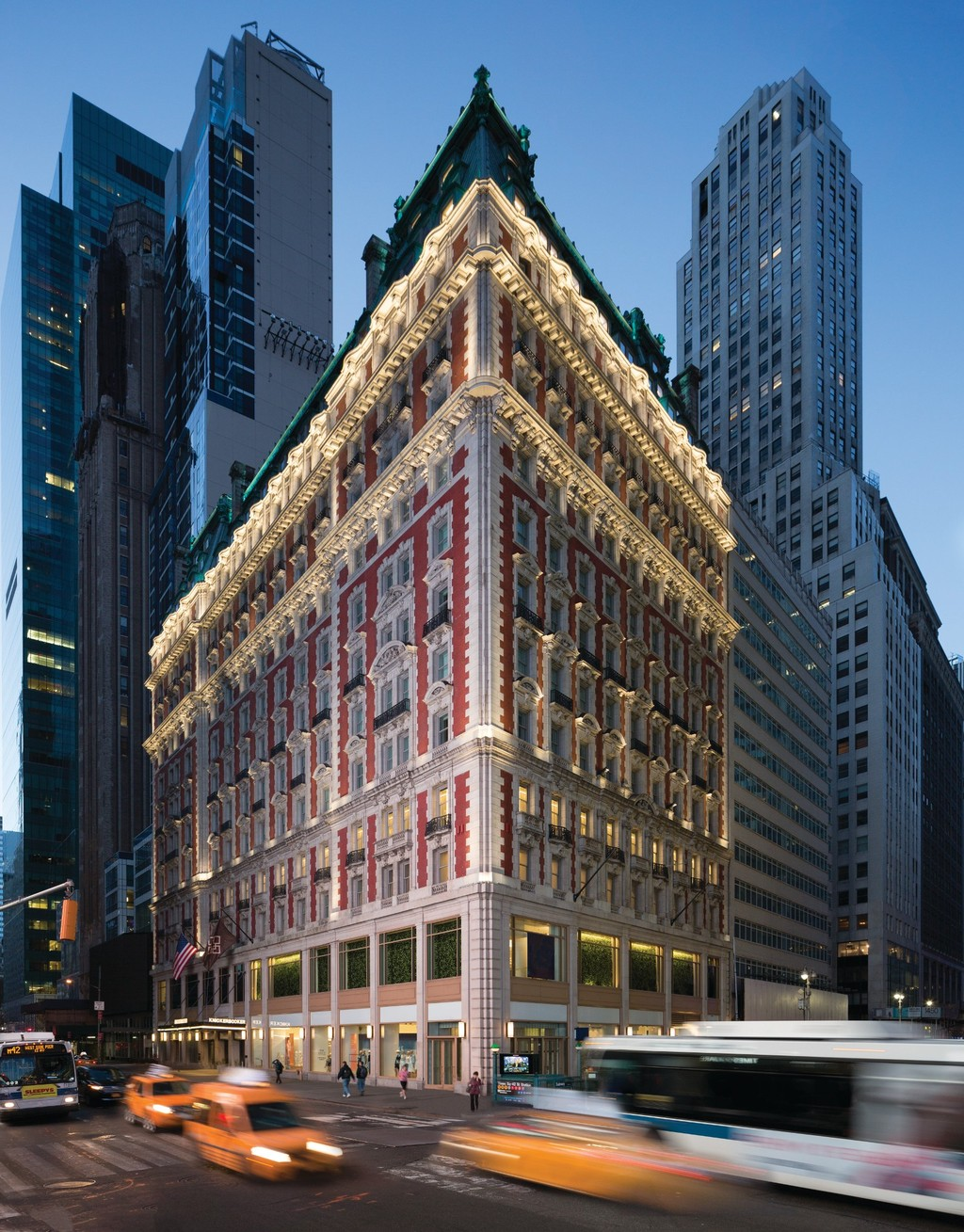 The Knickerbocker Hotel