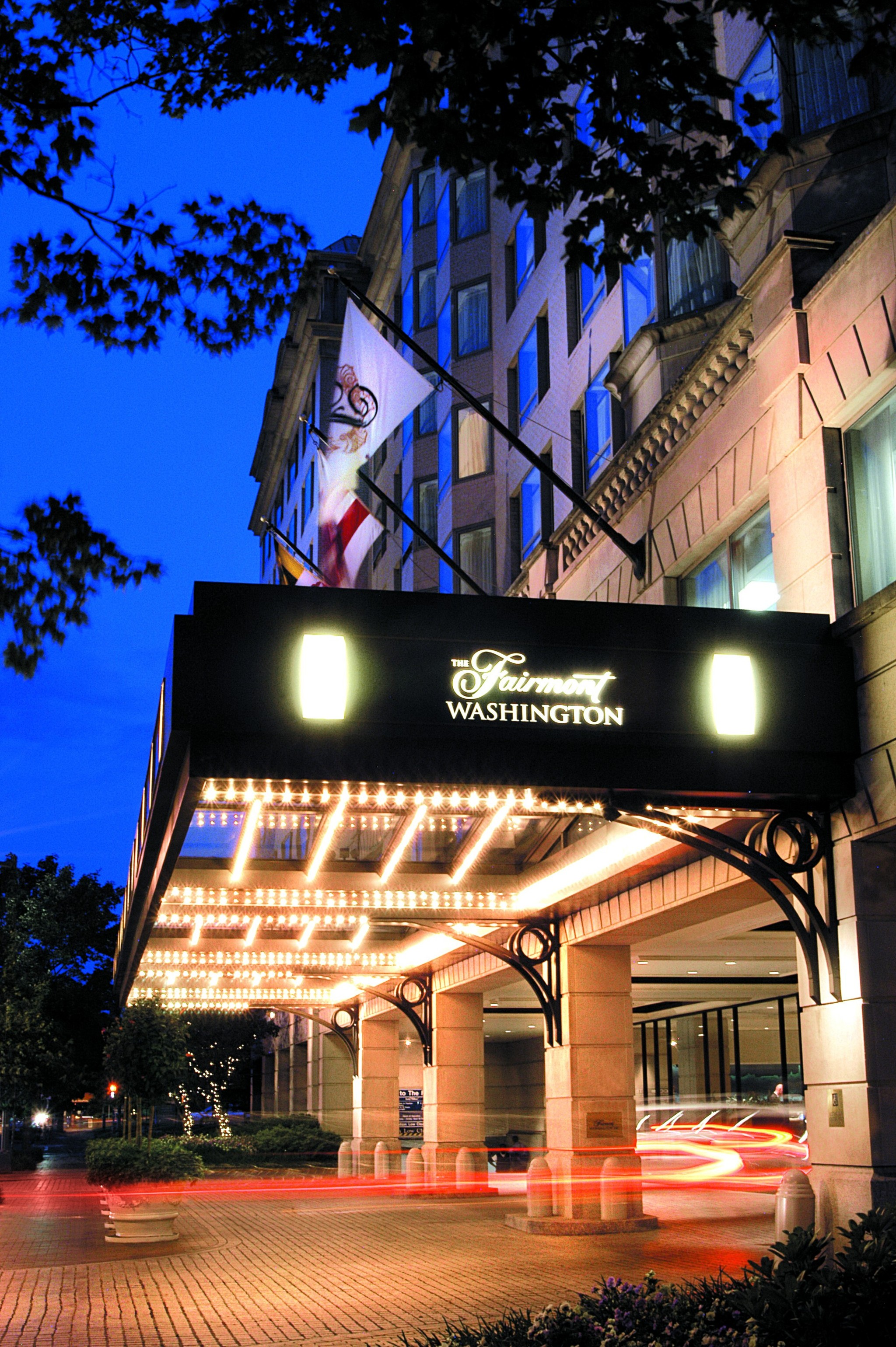 Fairmont Washington Georgetown