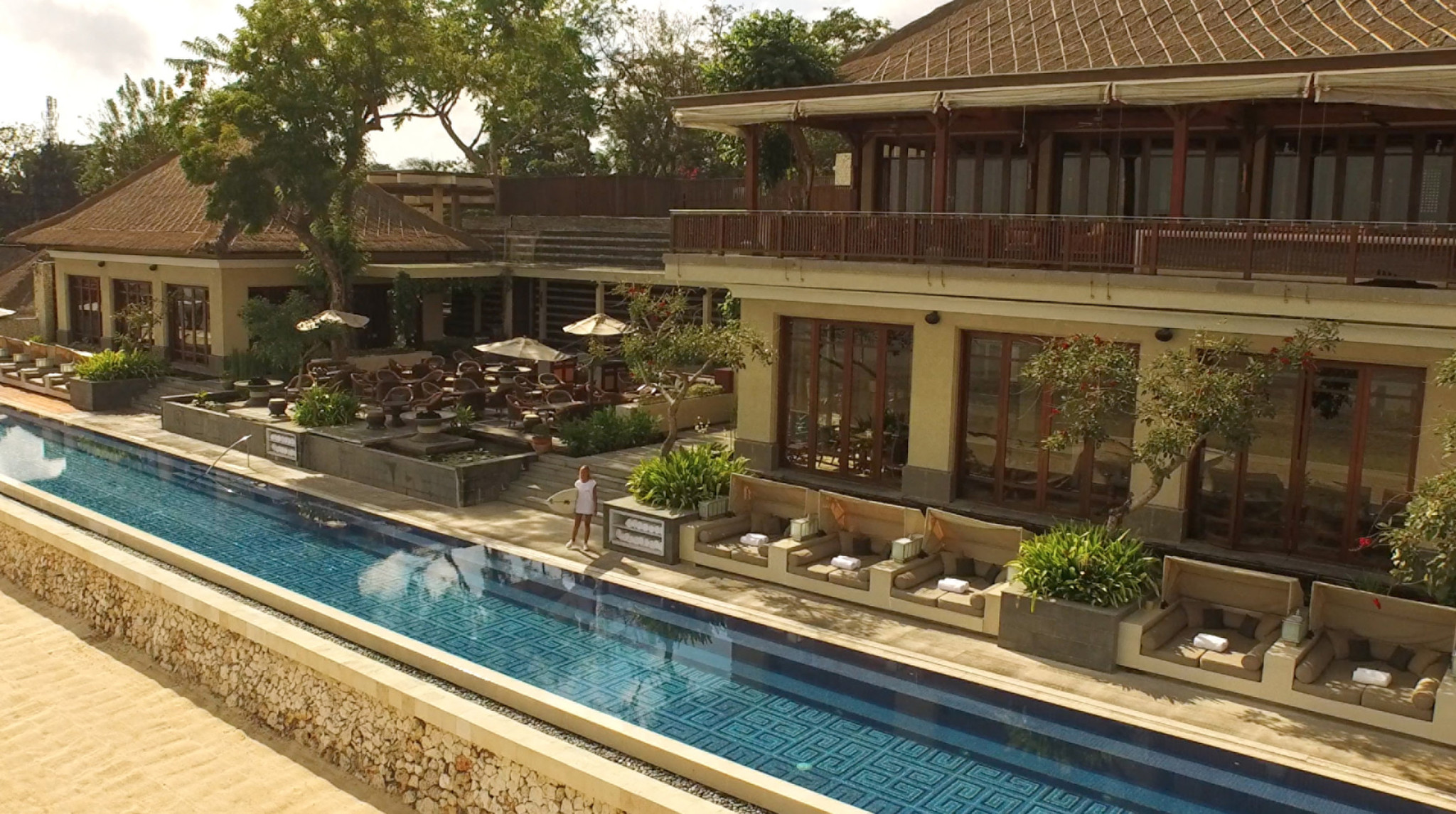 Four Seasons Resorts Bali At Jimbaran Bay In Bali Indonesia Bali Hotel Booking