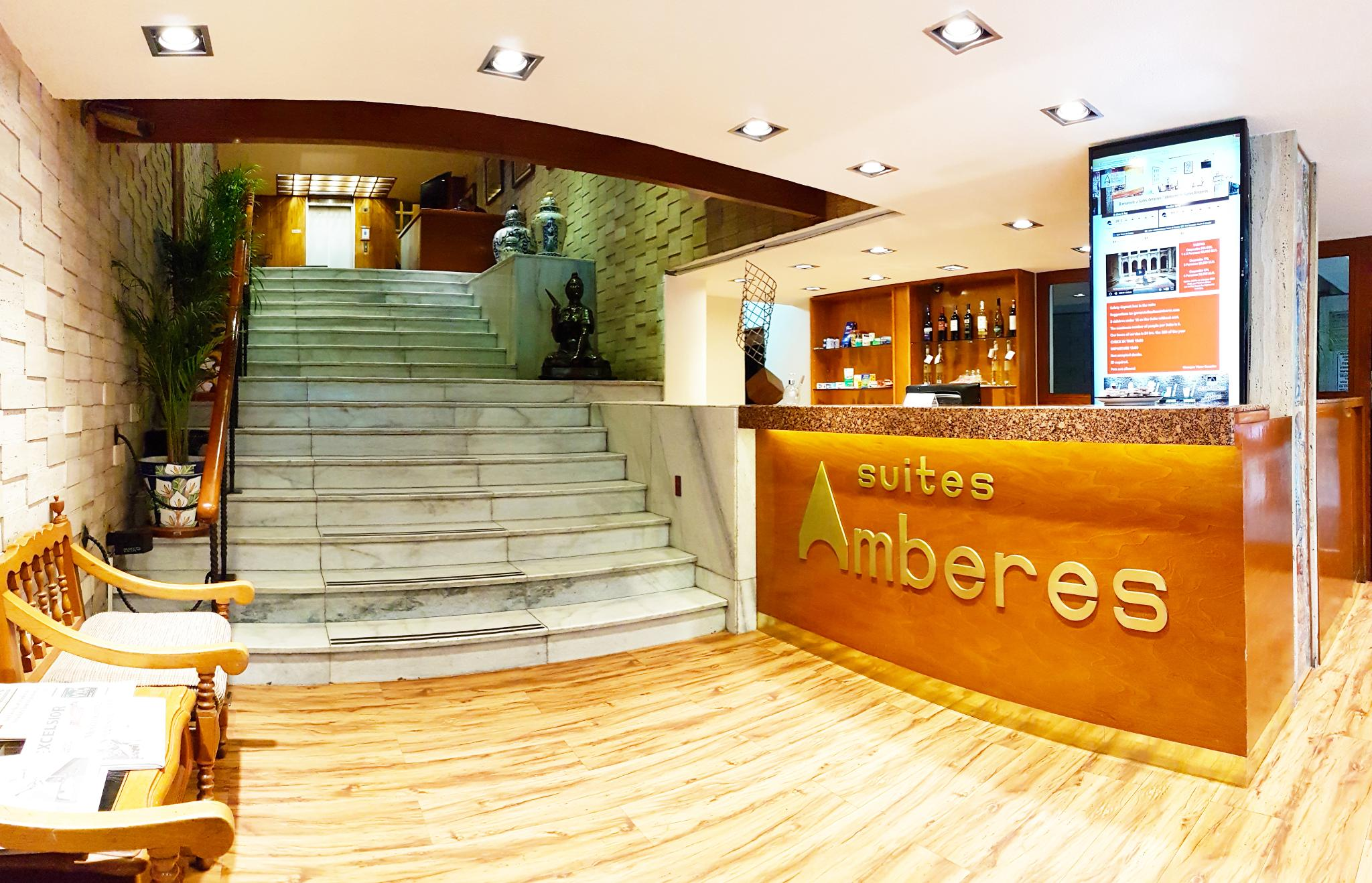 Suites Amberes