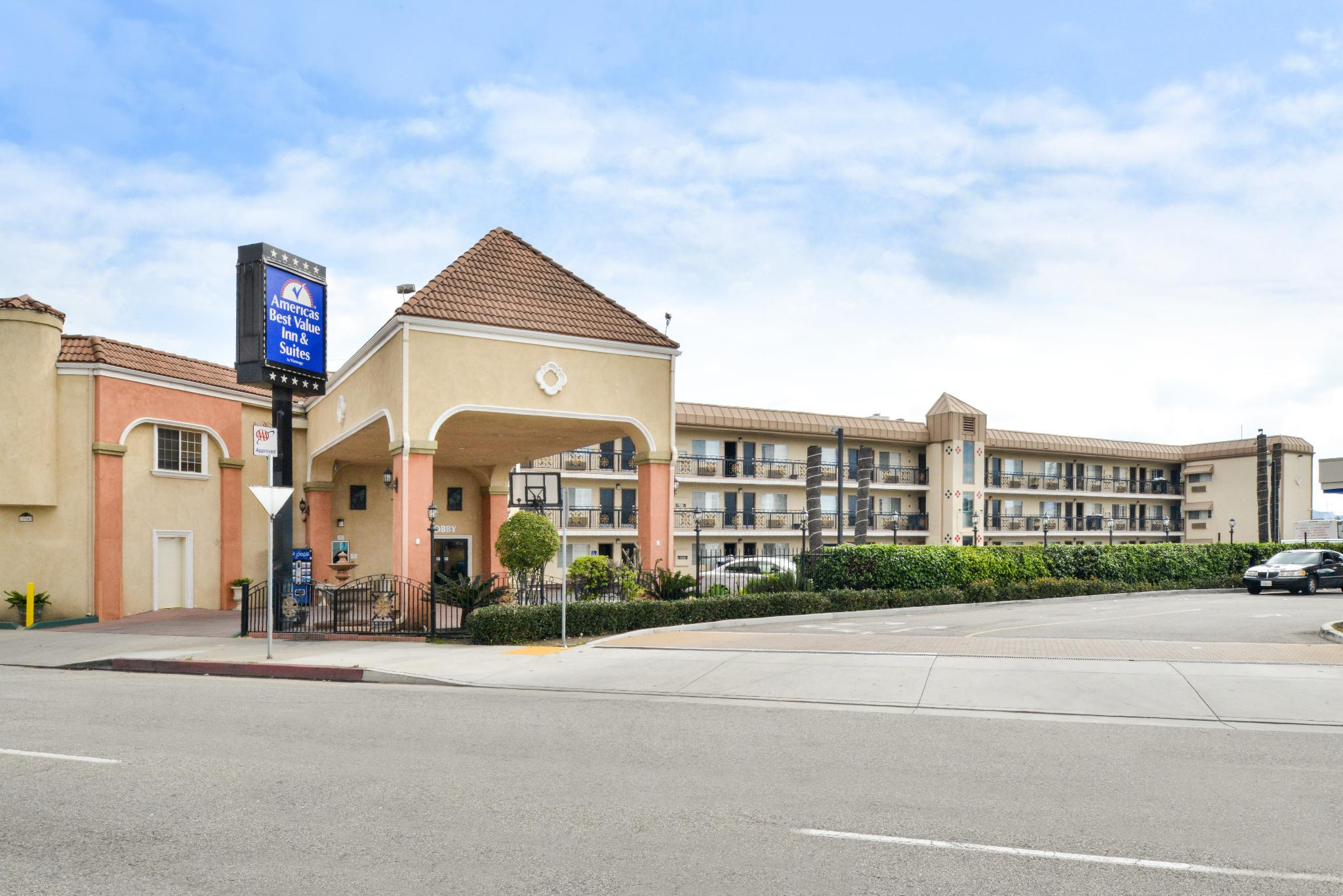 Americas Best Value Inn and Suites El Monte