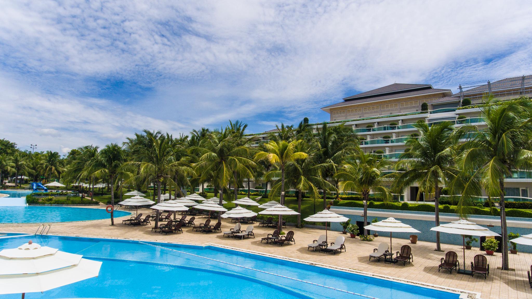 Beach Hotel In Phan Thiet Vietnam