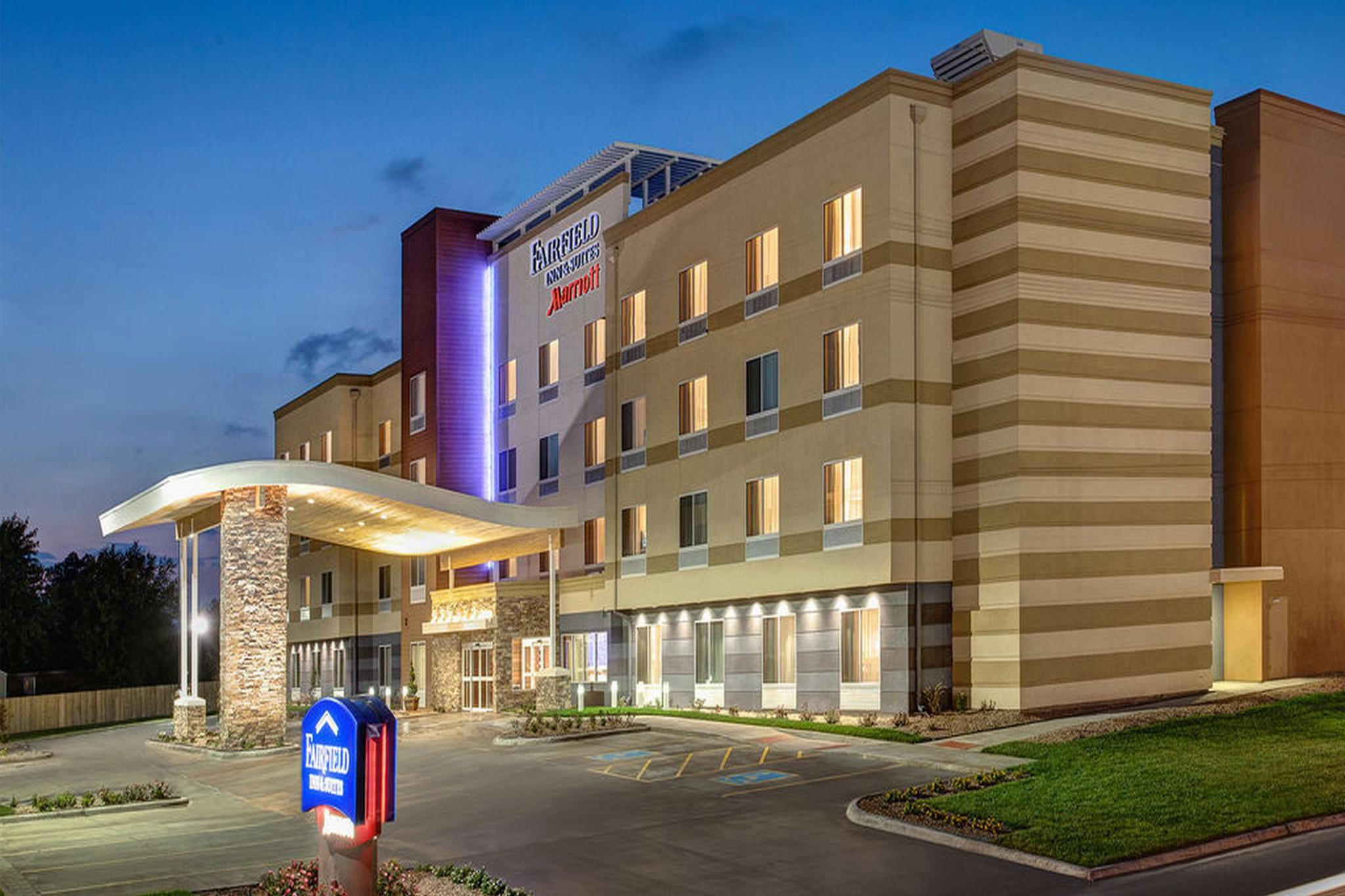 Fairfield Inn & Suites Dallas Waxahachie